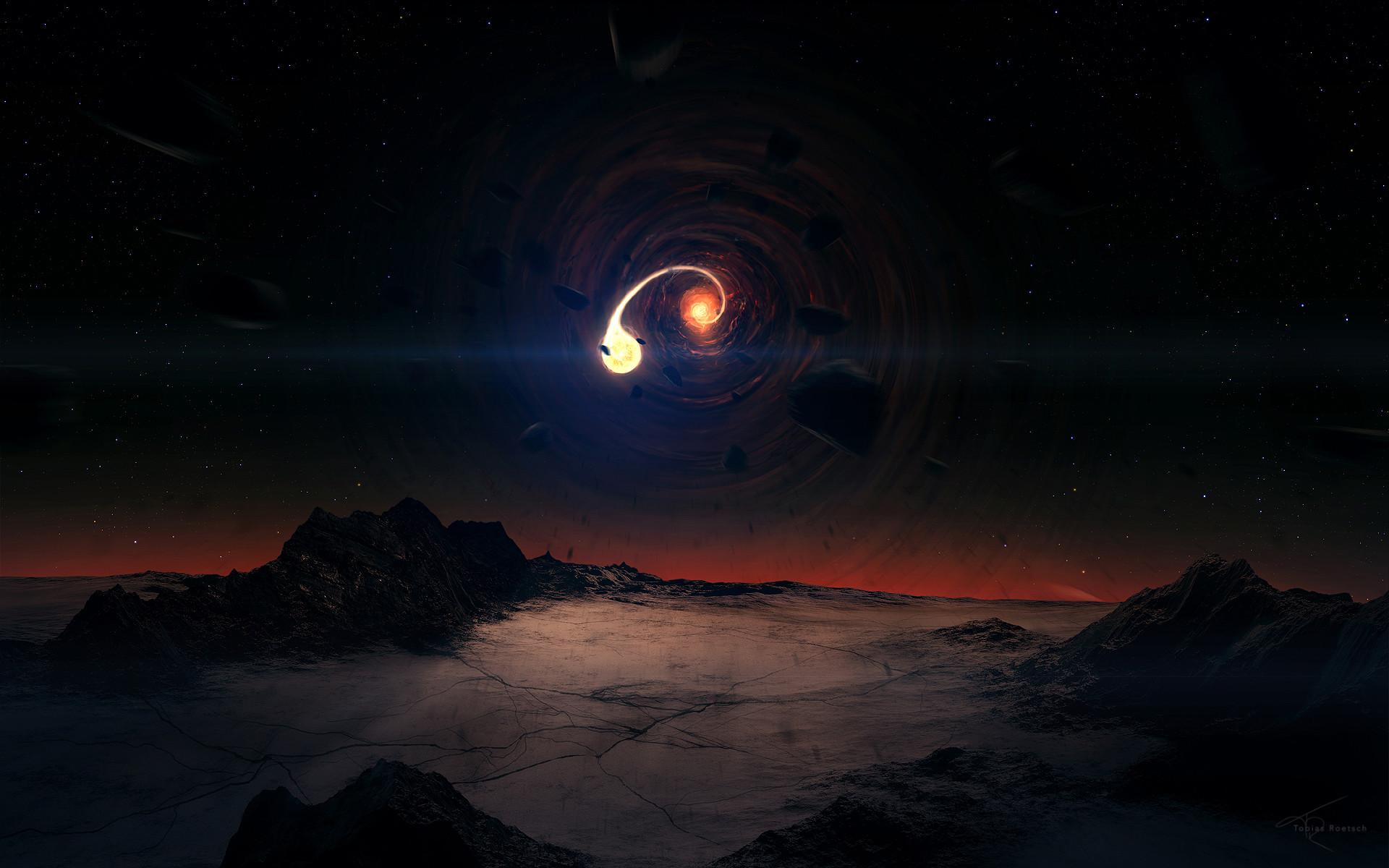 Interstellar Black Hole HD Wallpaper x ID | HD Wallpapers | Pinterest | Hd  wallpaper and Wallpaper