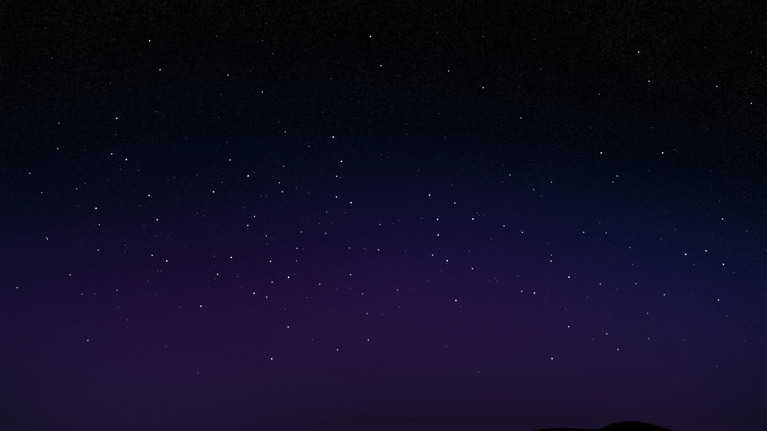 Starry Night Sky | Sky HD Wallpaper