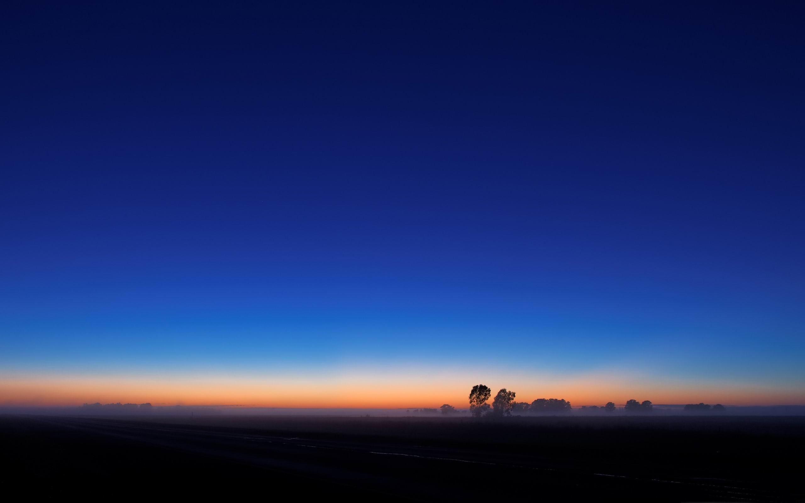 Lovely Night Sky Wallpaper 5774