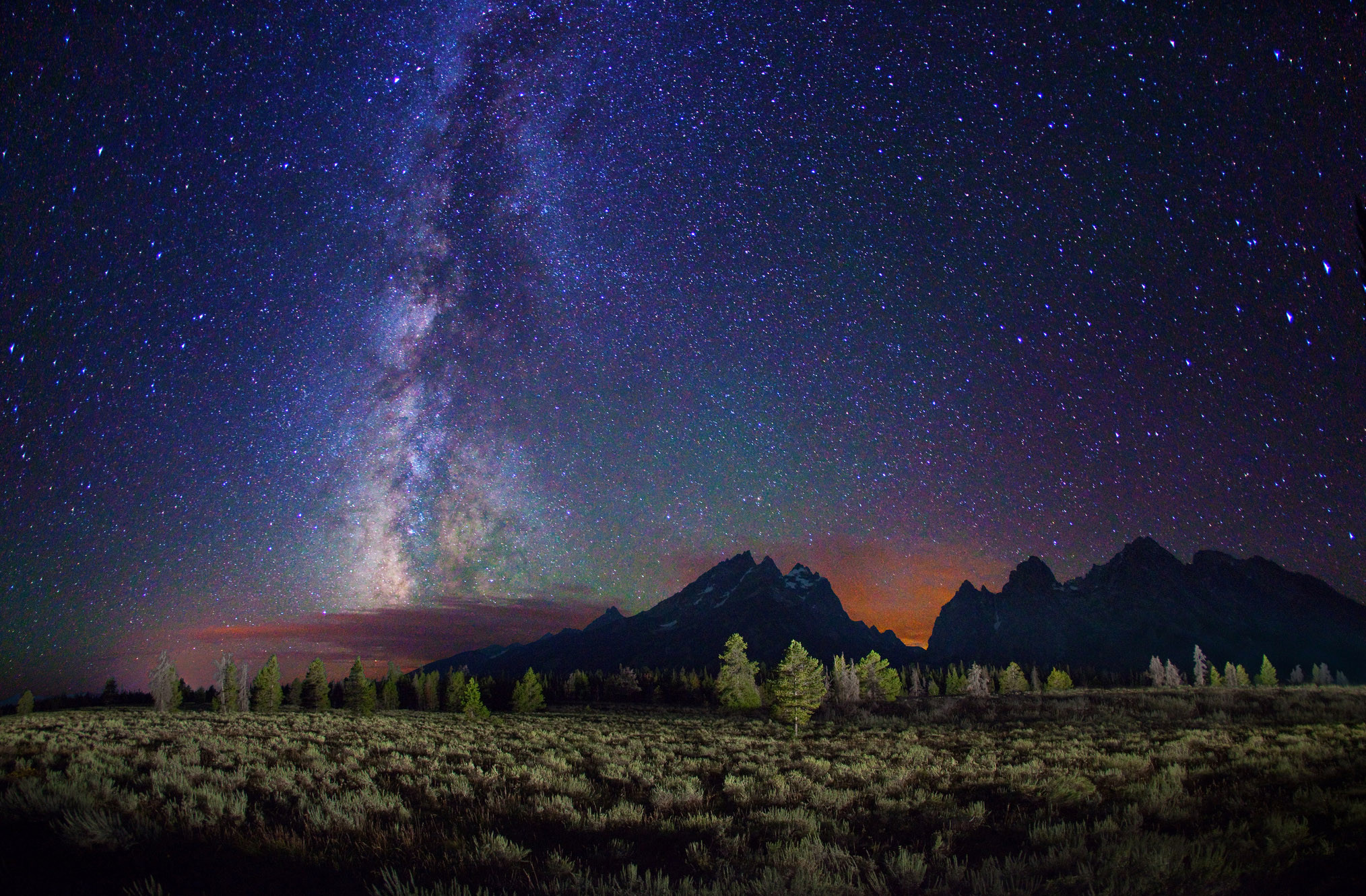 There is nothing quite like standing out in the dark and seeing the Cosmos  with your