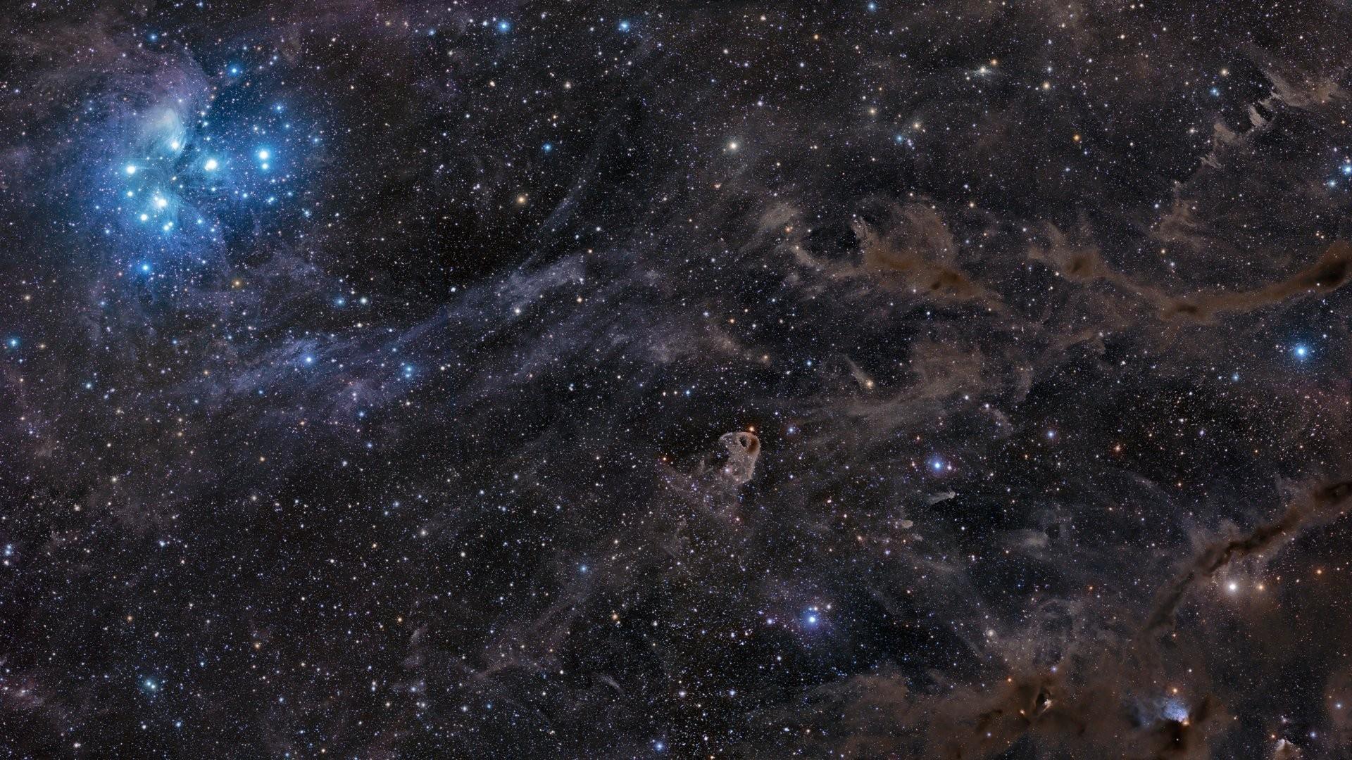Download desktop wallpaper Photos of deep space telescope Hubble