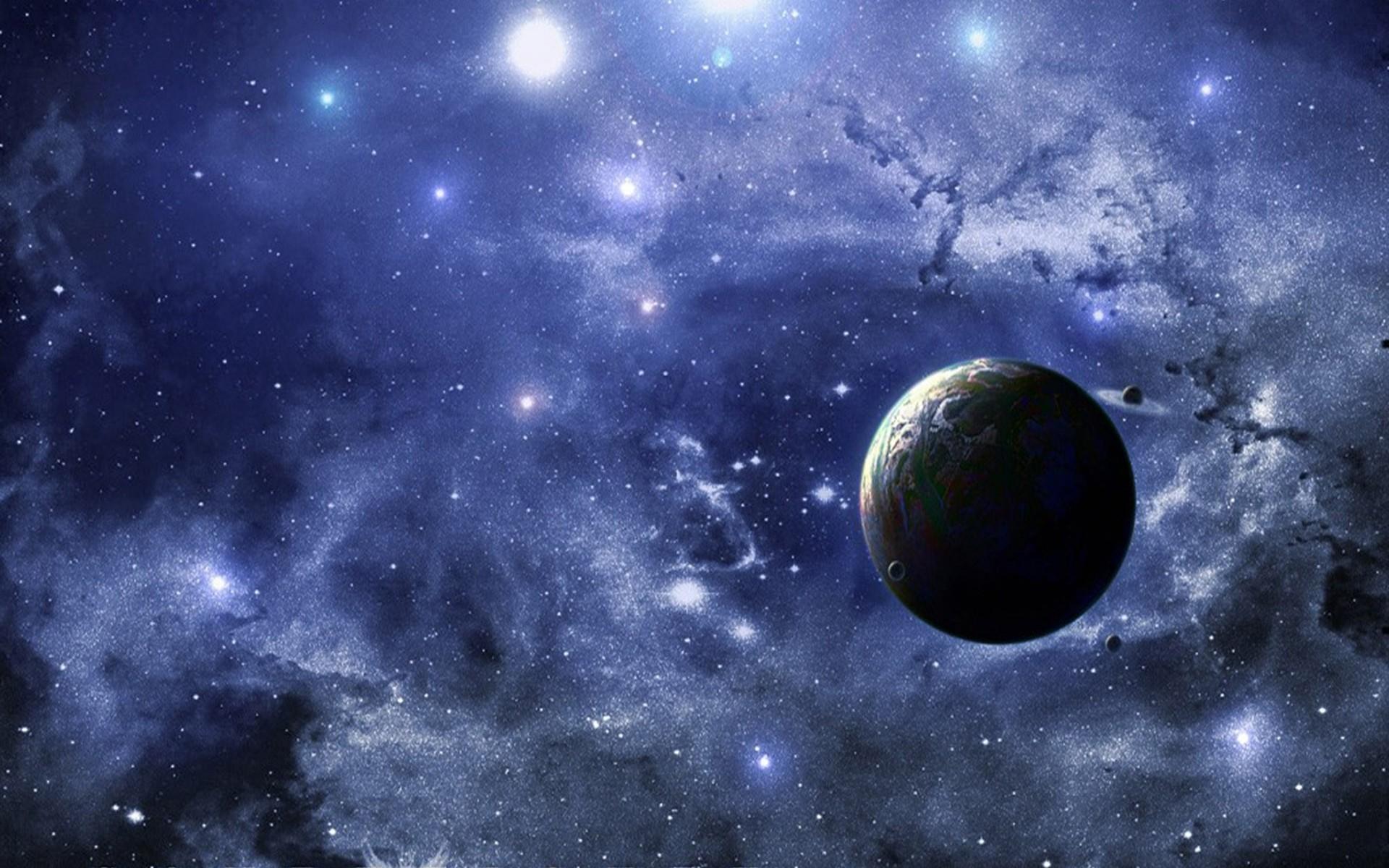 Universe Wallpaper 3D