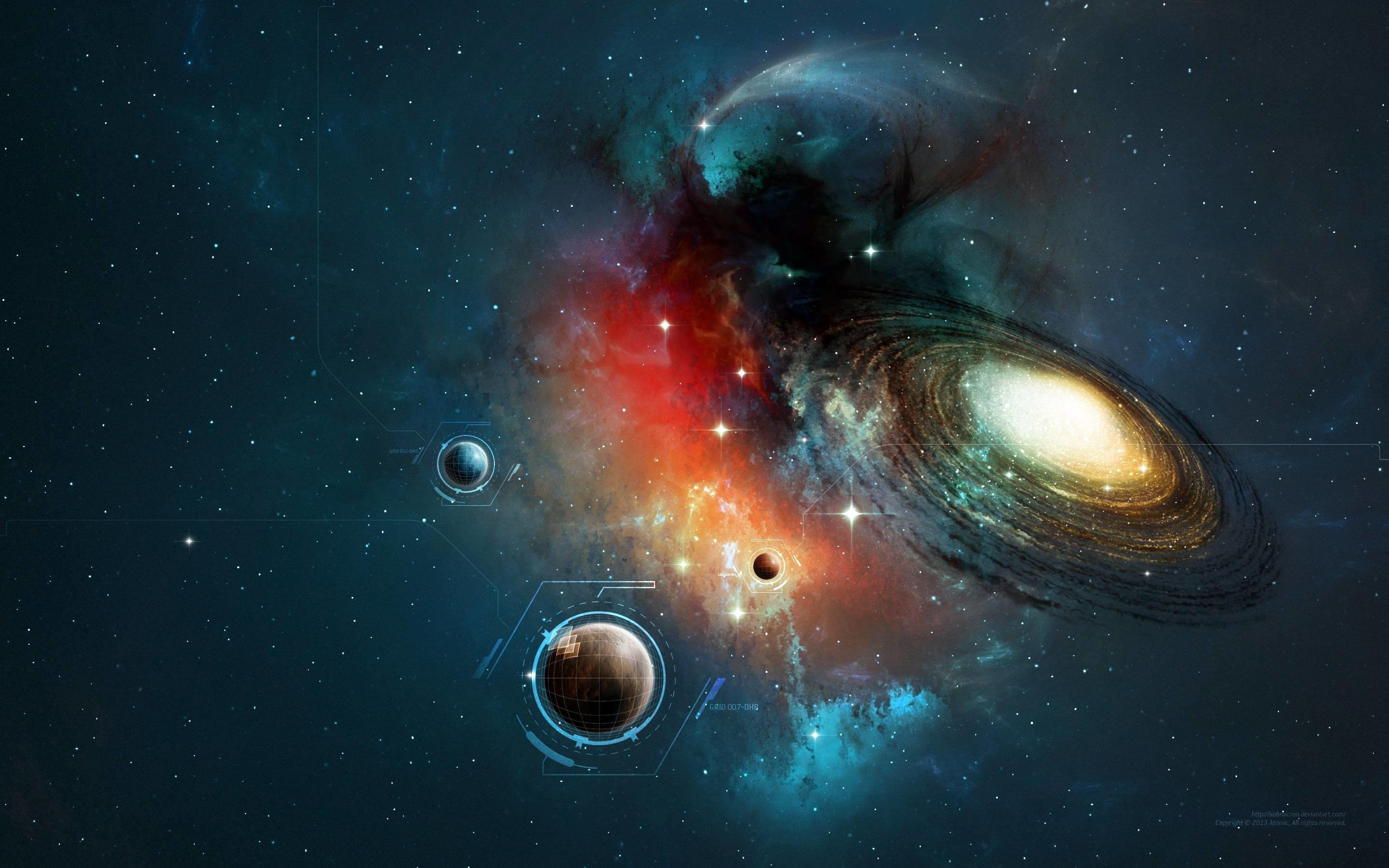Digital Universe Wallpapers – Page 1 – HD Wallpapers