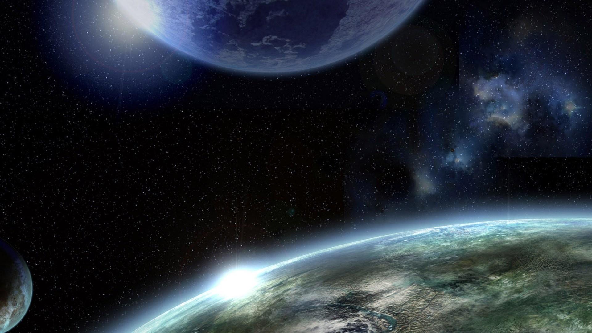 3D Universe Wallpaper 304272