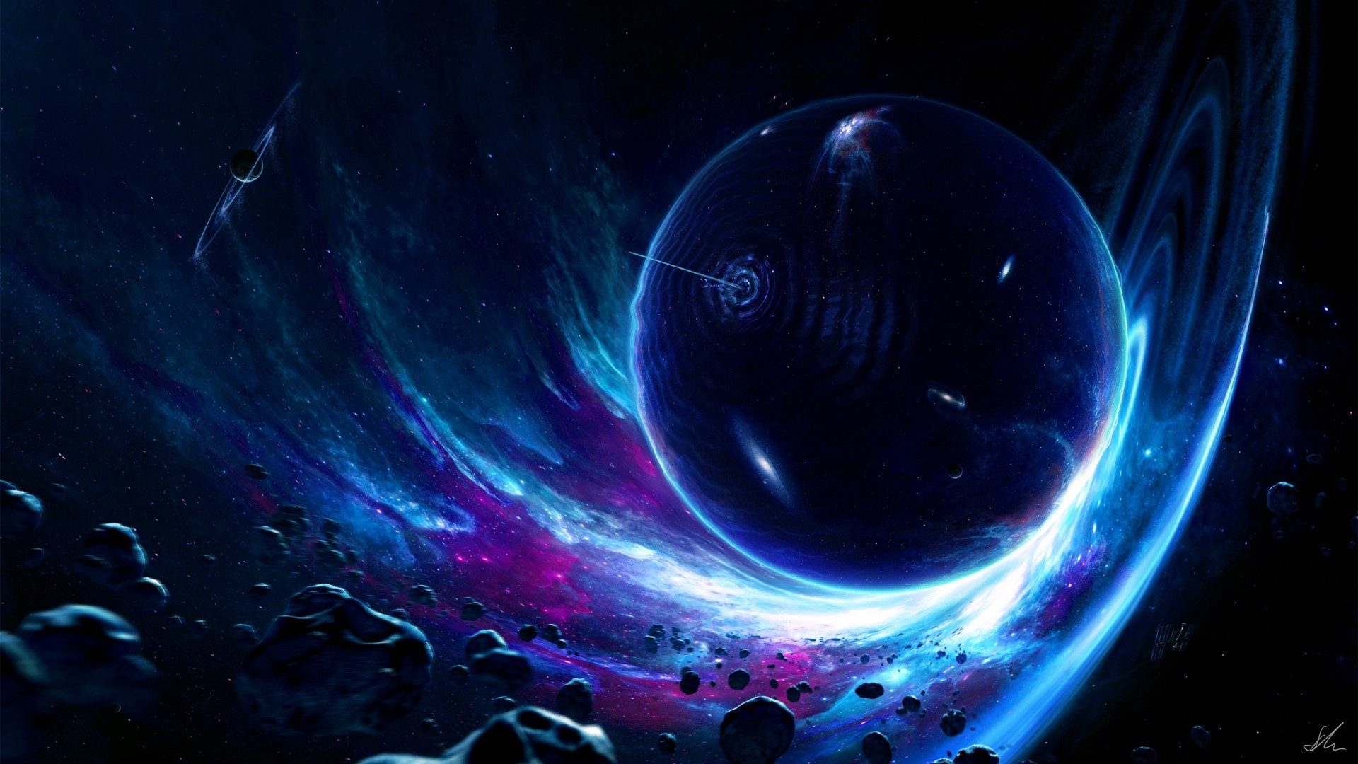 Wormhole Wallpapers   HD Wallpapers · 3d universe …