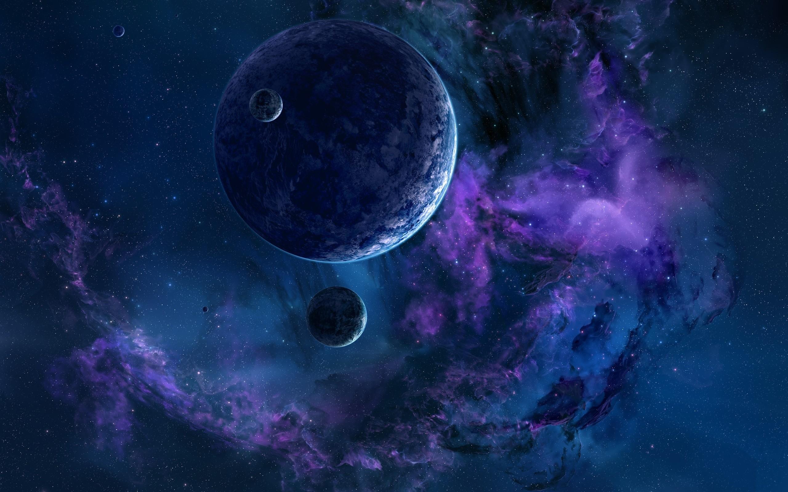 Space 3d art planet stars nebula g wallpaper     147083 .