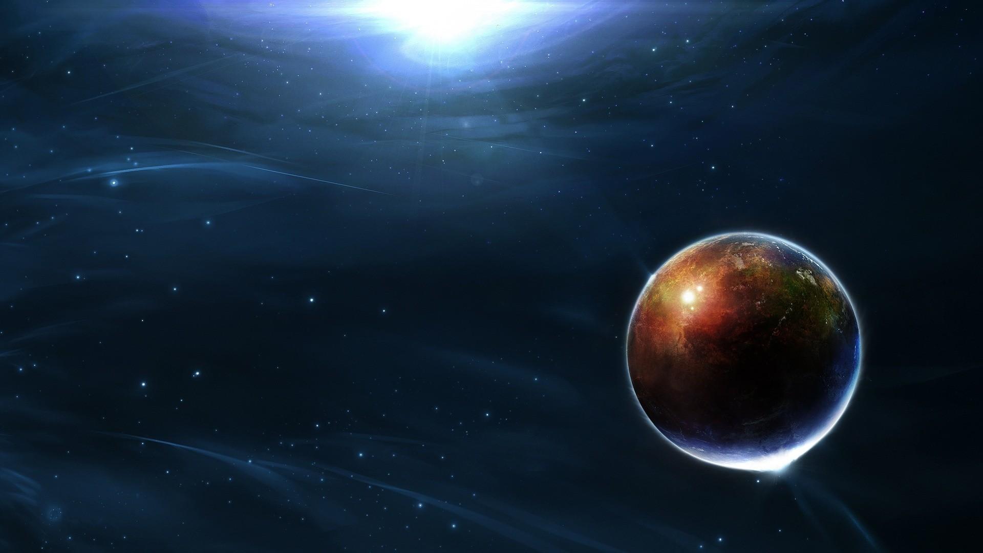 Planet Full HD Wallpaper 1920×1080