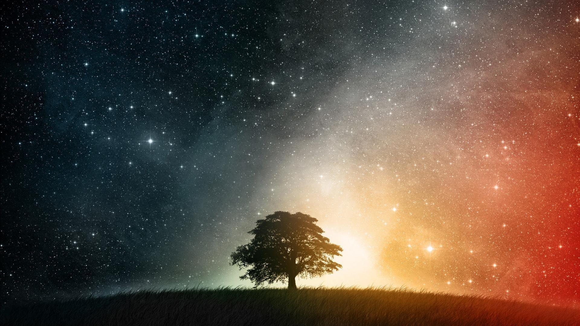 [1920×1080] Galactic Backdrop …