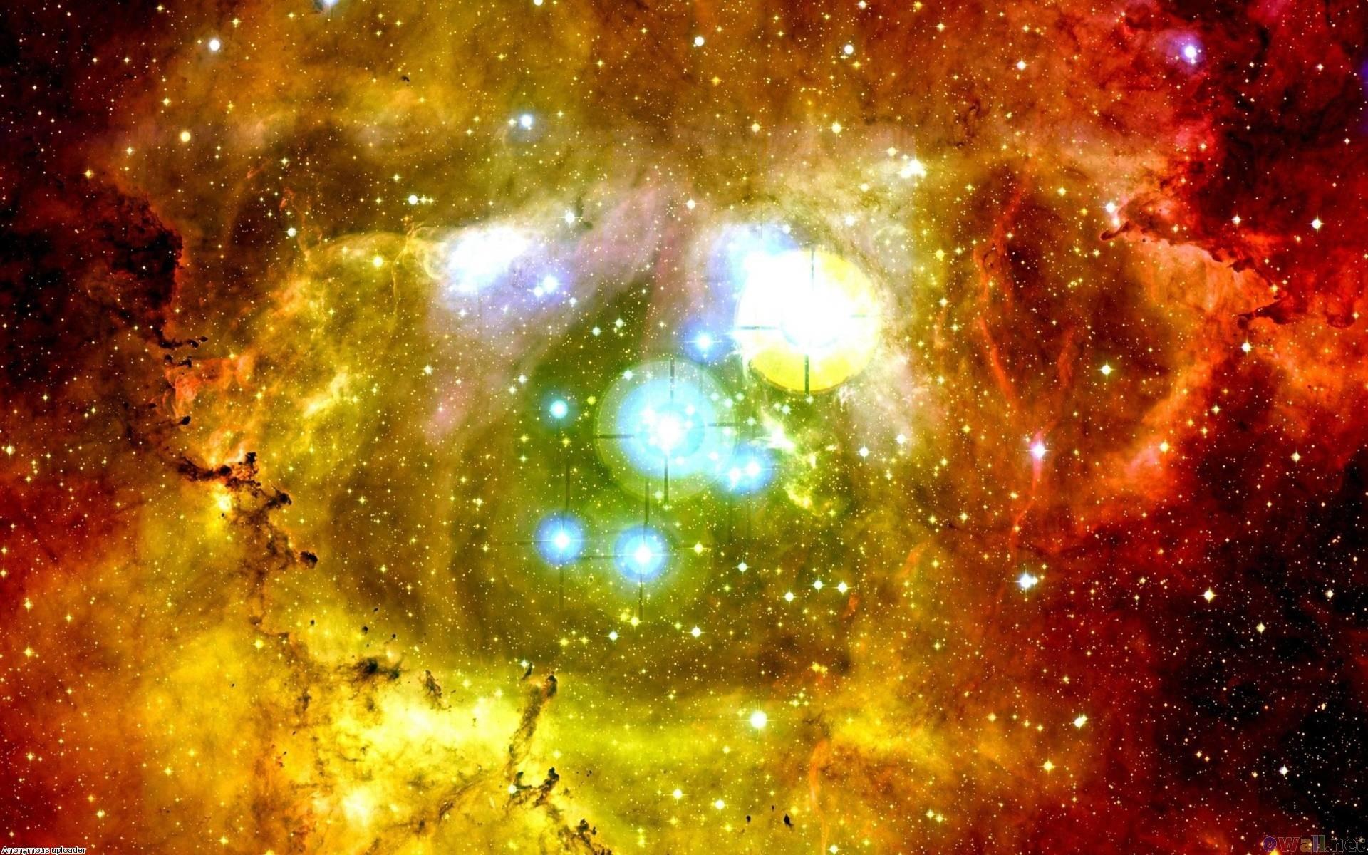 Wallpapers For > Real Supernova Wallpaper