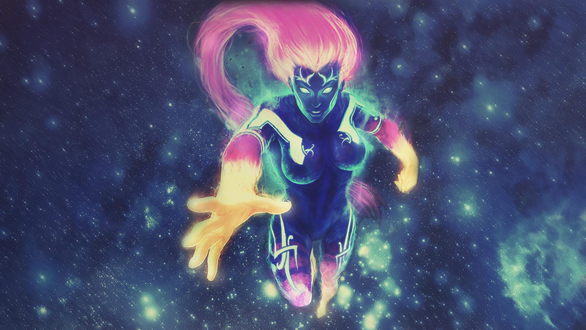 … Supernova Sol – SMITE Wallpaper by DustyMcBacon