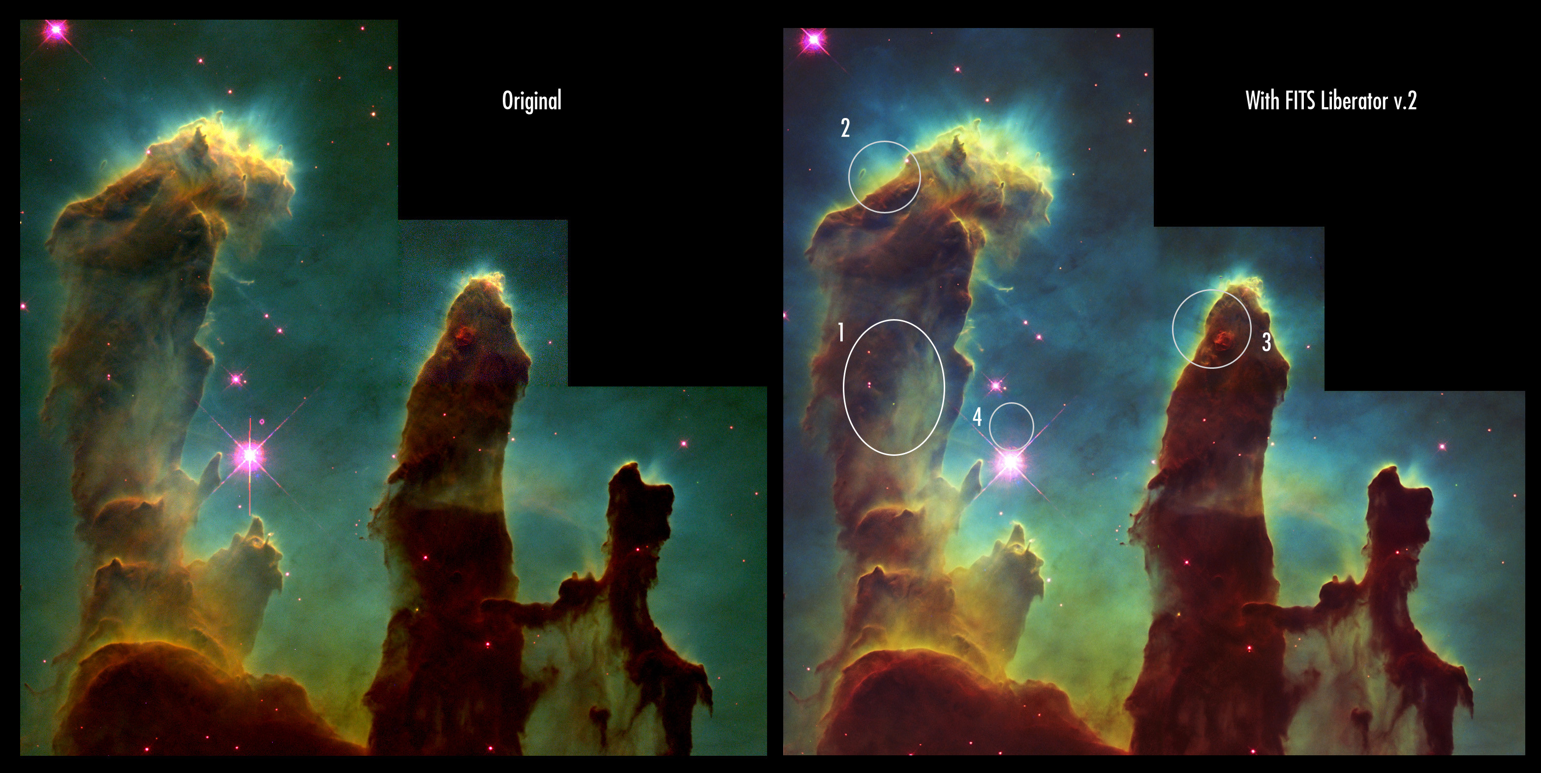 … hubble pillars of creation wallpaper wallpapersafari; eagle nebula …