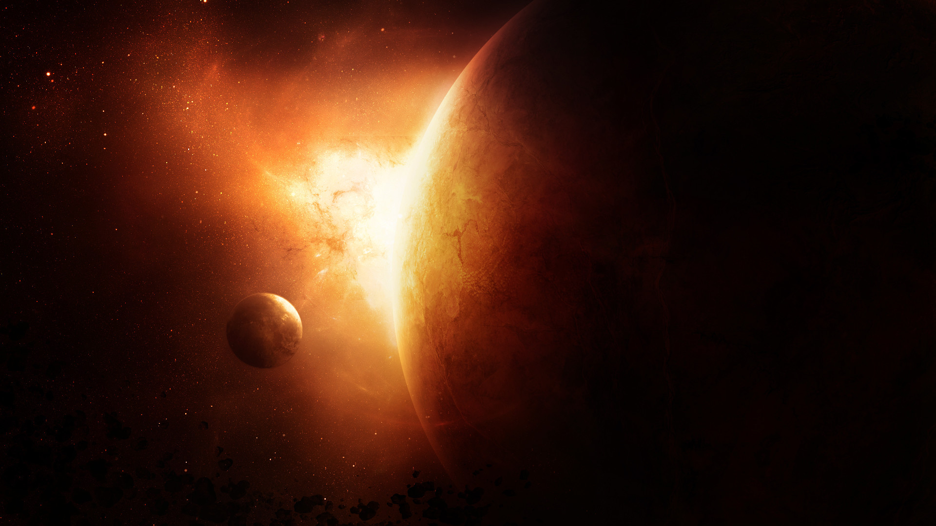 Stargate Space Universe