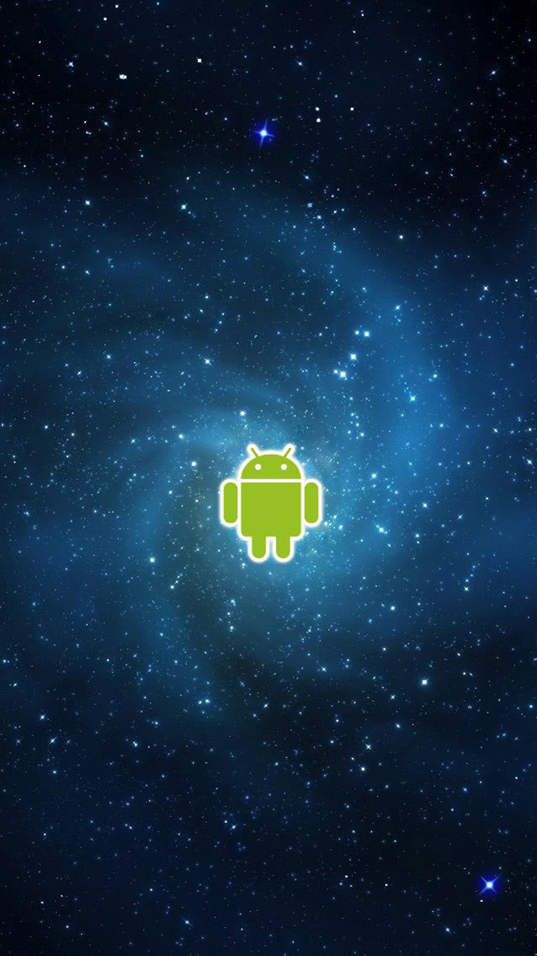 Android Logo Galaxy Universe Android Wallpaper …