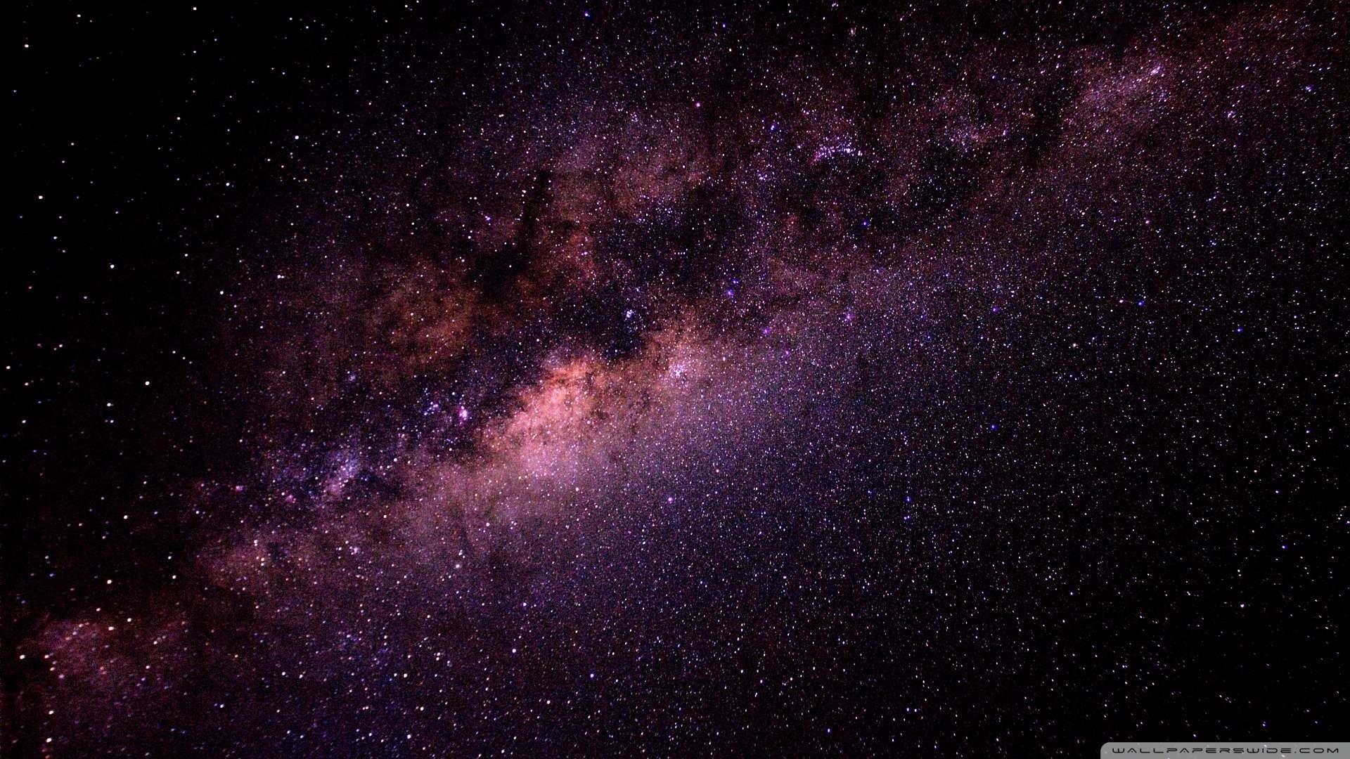 Milky Way Galaxy 2 Wallpaper 1080p HD