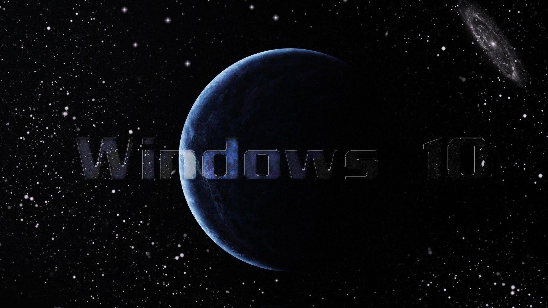 Windows 10 Galaxy wallpaper (1080p) – Wallpaper .