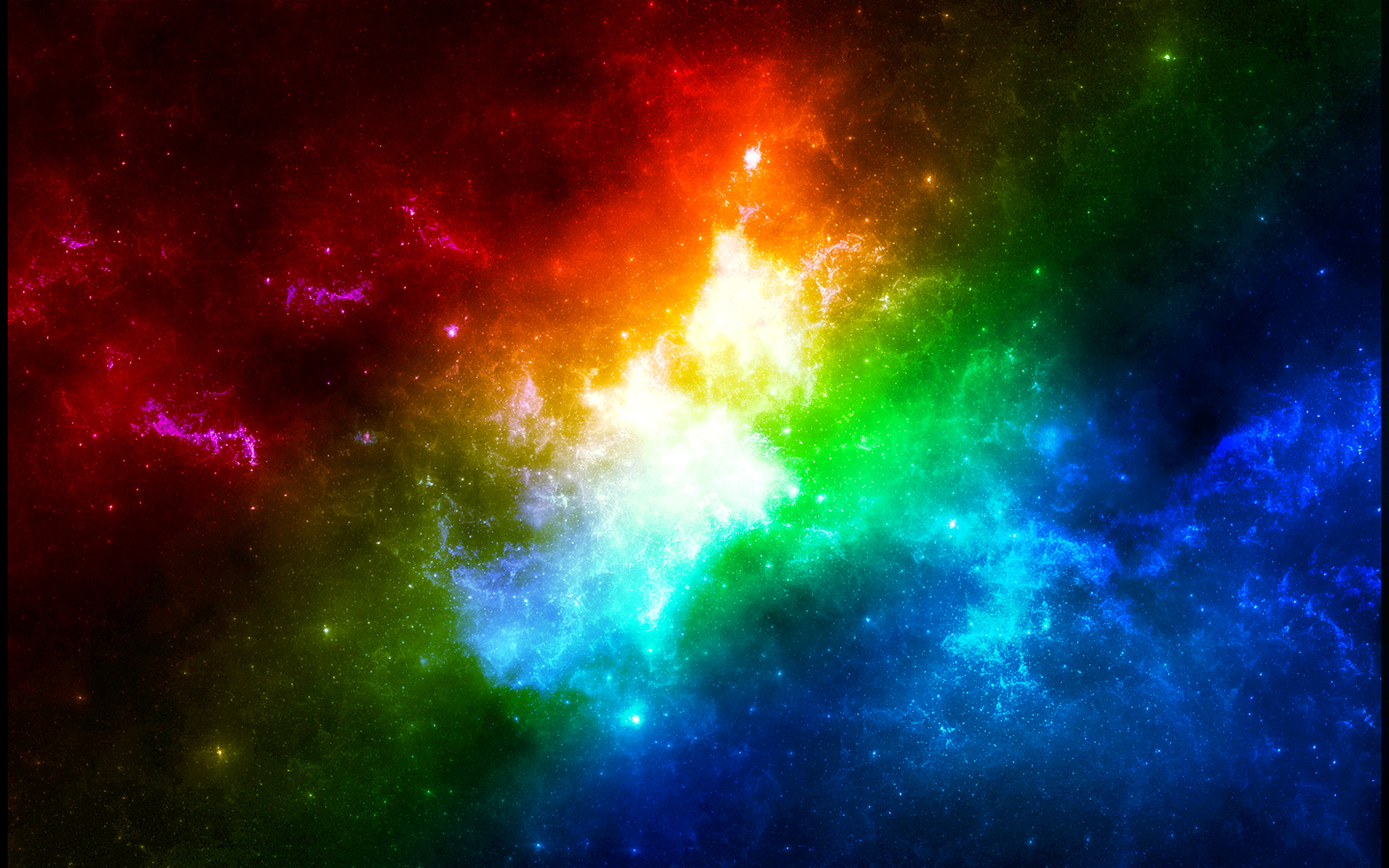 Colorful Galaxy Wallpapers Phone
