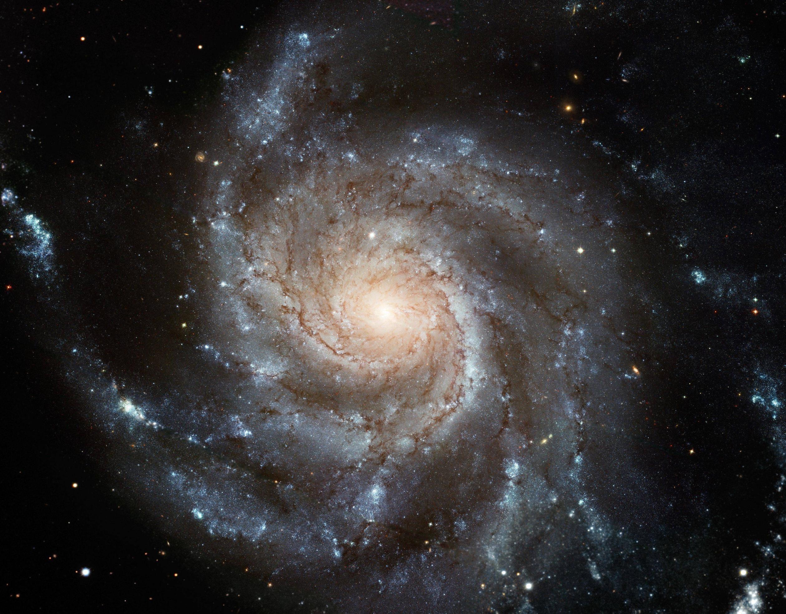 High Res Galaxy Wallpaper [6000×4690] …