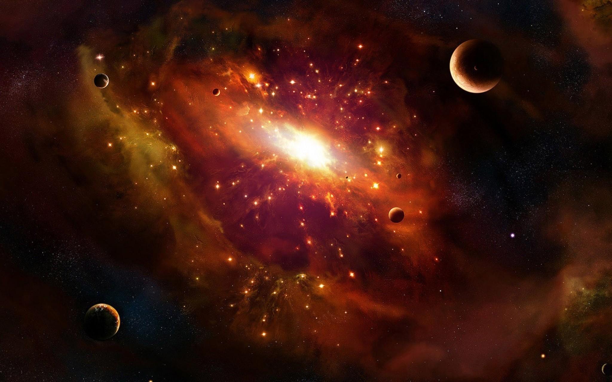 galaxy free high resolution wallpaper