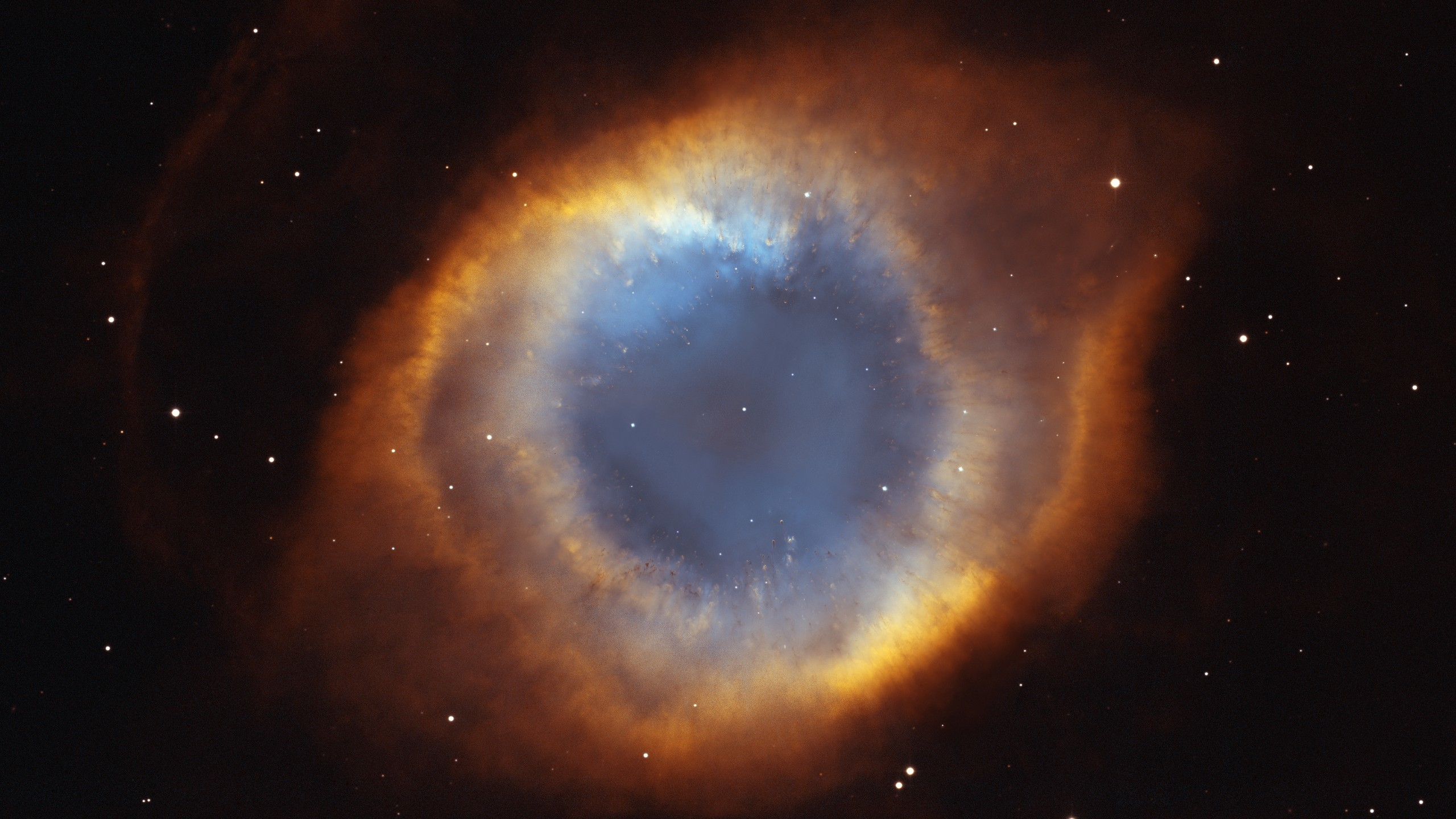 Space / Helix Nebula Wallpaper