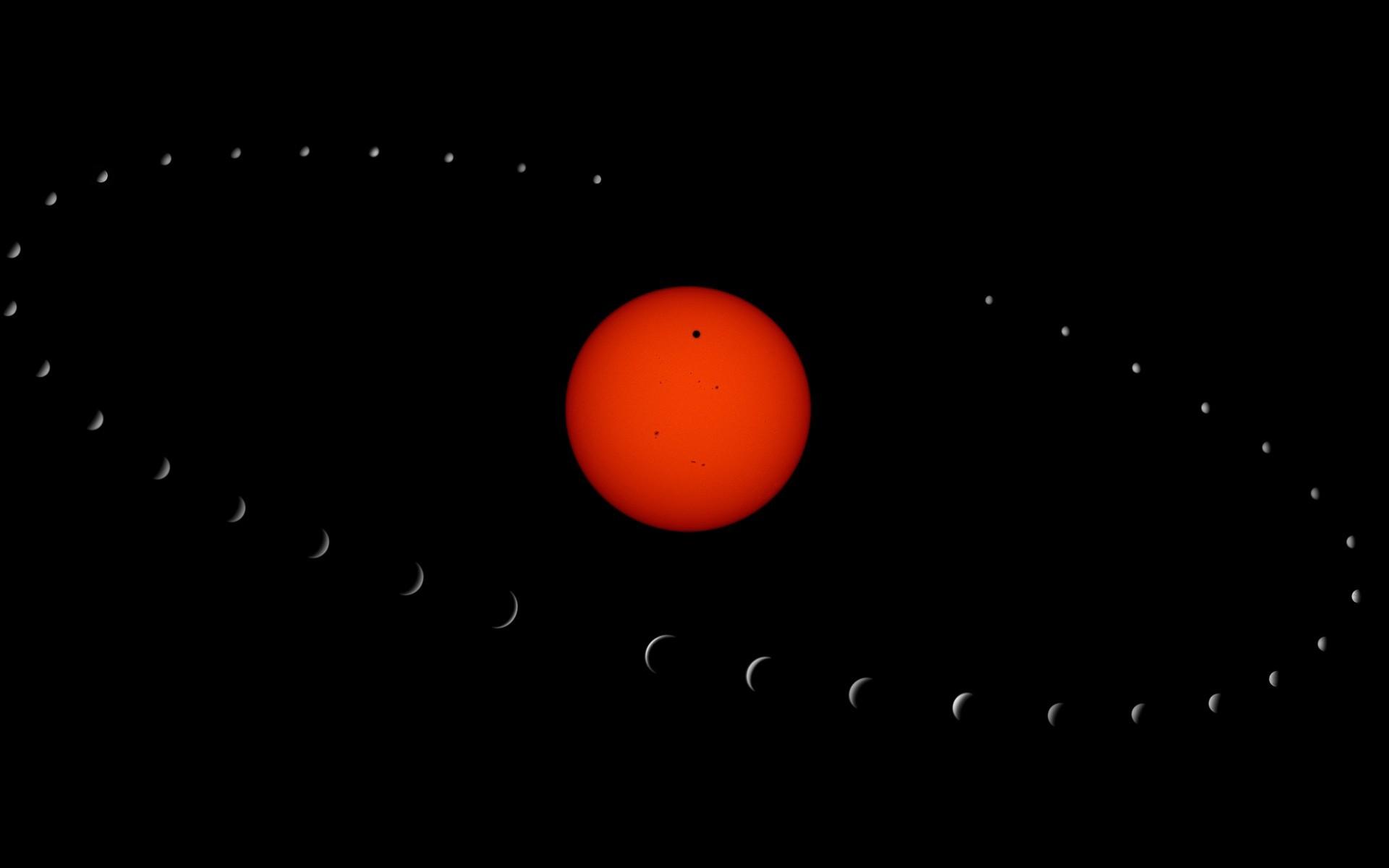Space / Sun Wallpaper