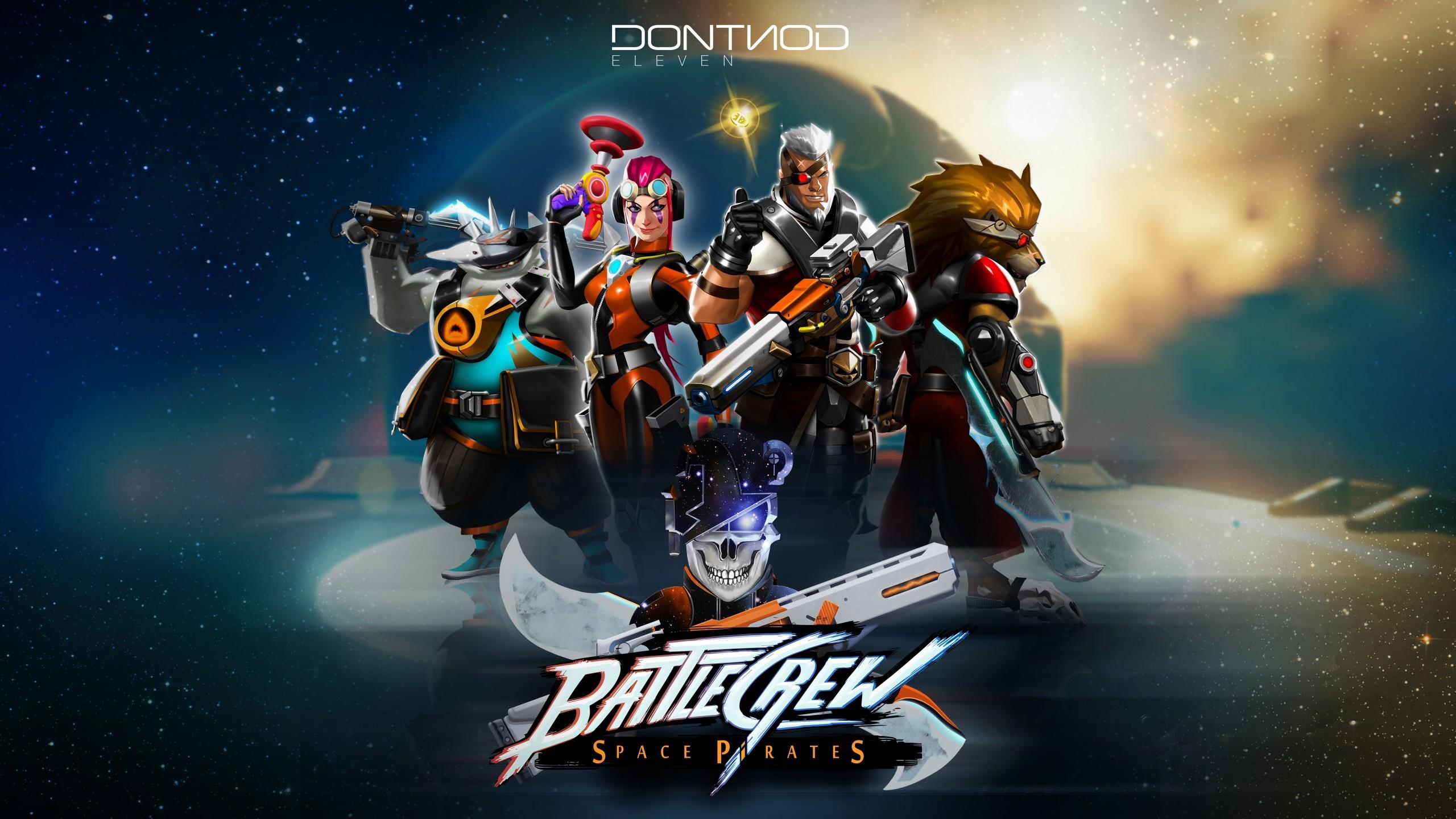 Games / Battlecrew: Space Pirates Wallpaper