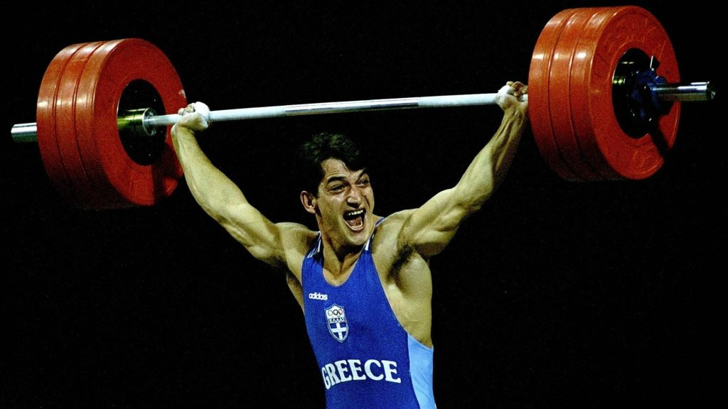 Pyrros Dimas, Weightlifting, Gyms, Exercising, Barbell Wallpapers HD /  Desktop and Mobile Backgrounds