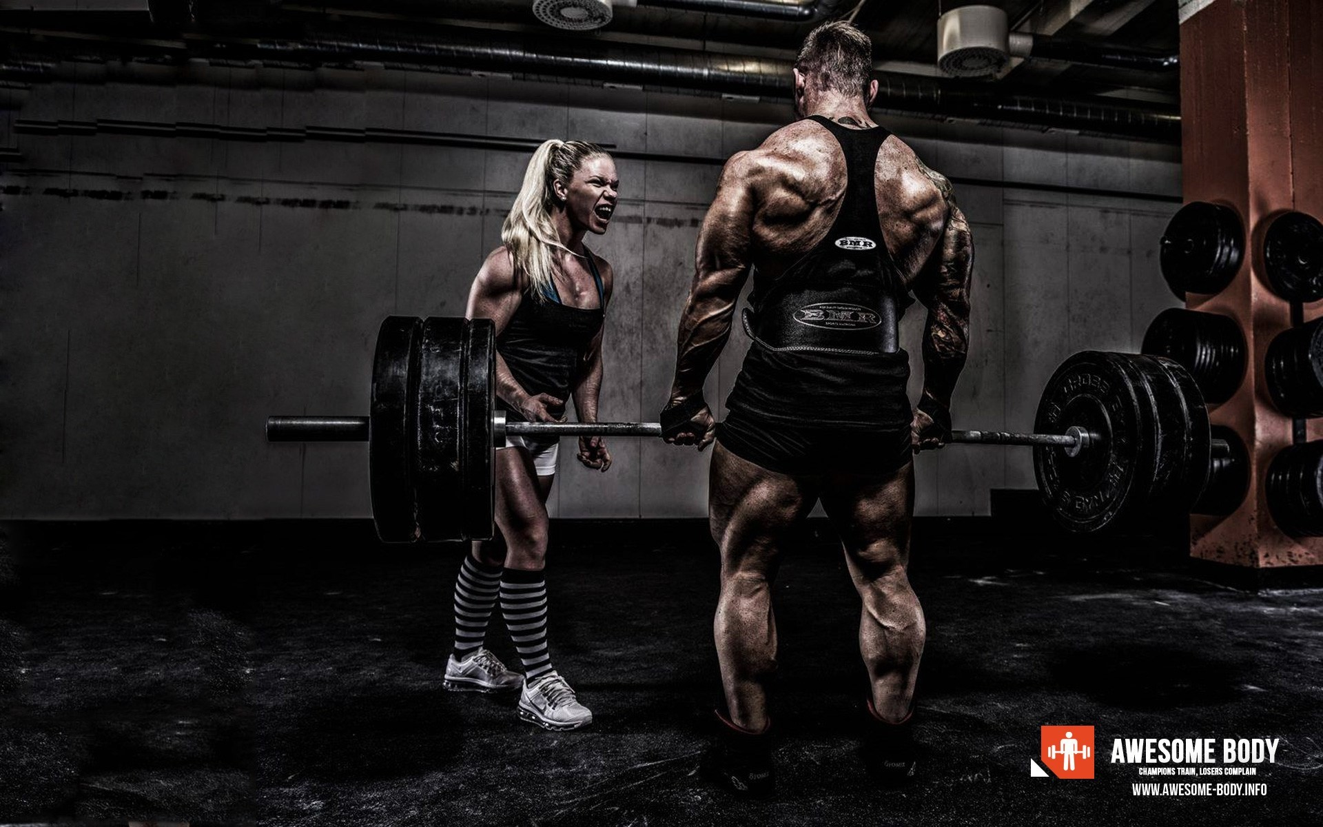 widescreen wallpaper weightlifting, Dreama Round 2016-06-28