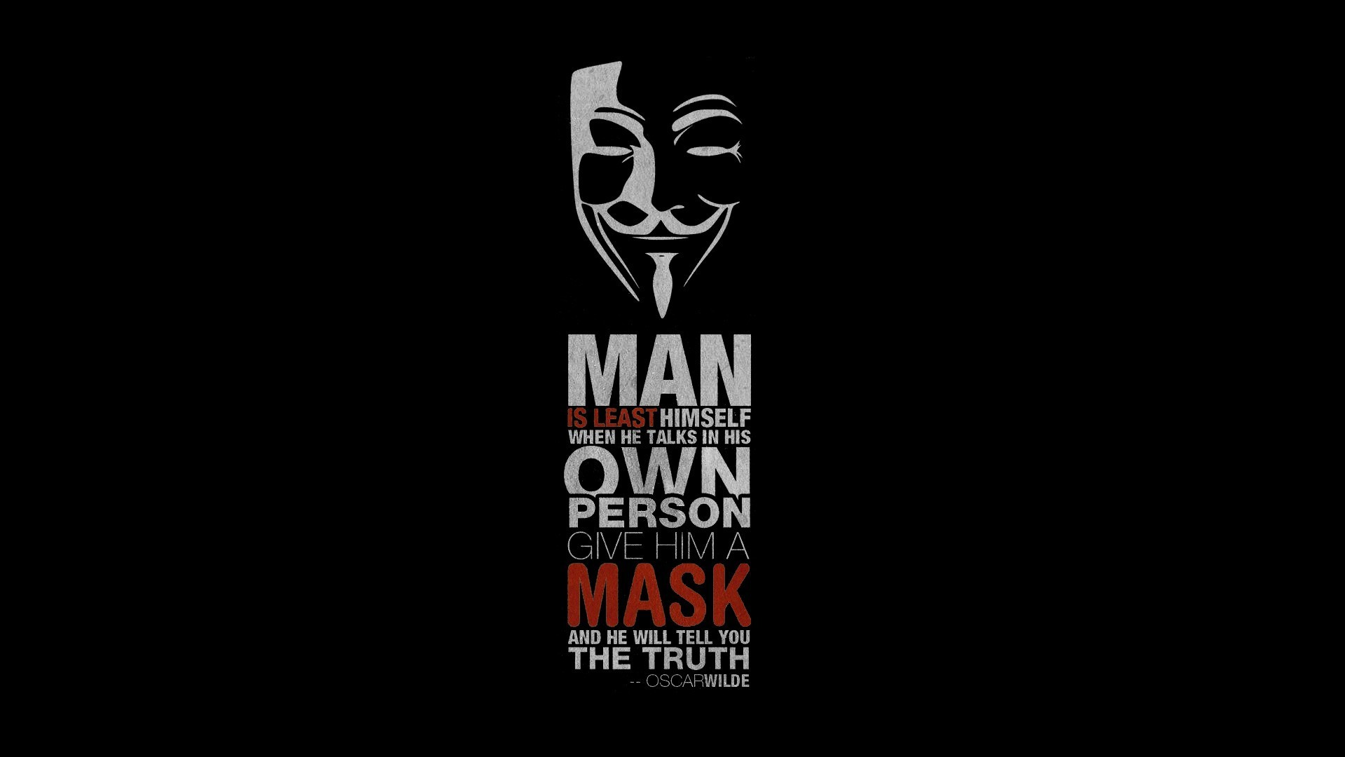 quote, Oscar Wilde, V For Vendetta. quote. quote, Motivational, Weightlifting  Wallpaper HD