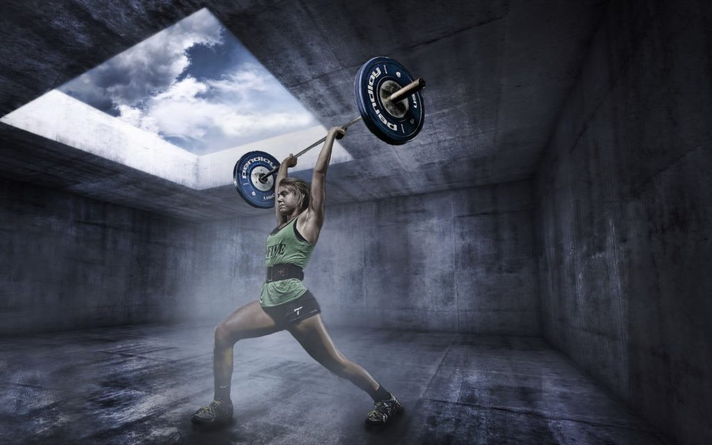 free screensaver wallpapers for weightlifting