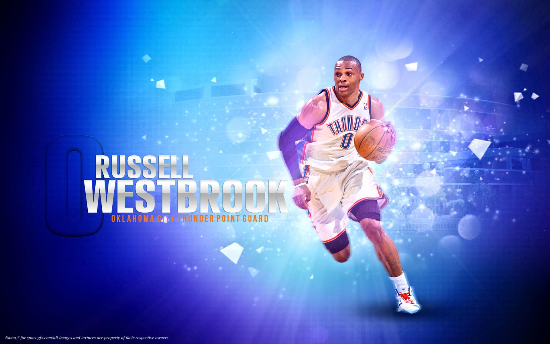 Russell Westbrook 2012-2013 Wallpaper