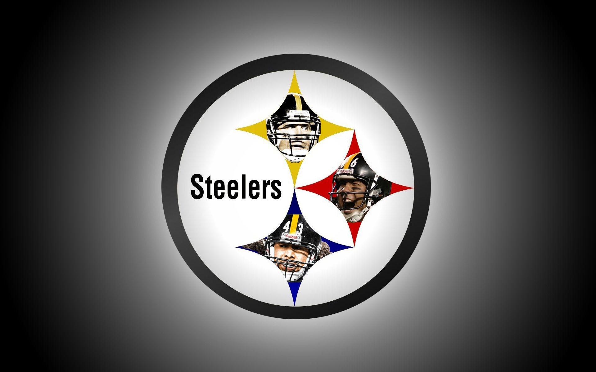 Steelers Logo, custom, HD Wallpaper and FREE Stock Photo