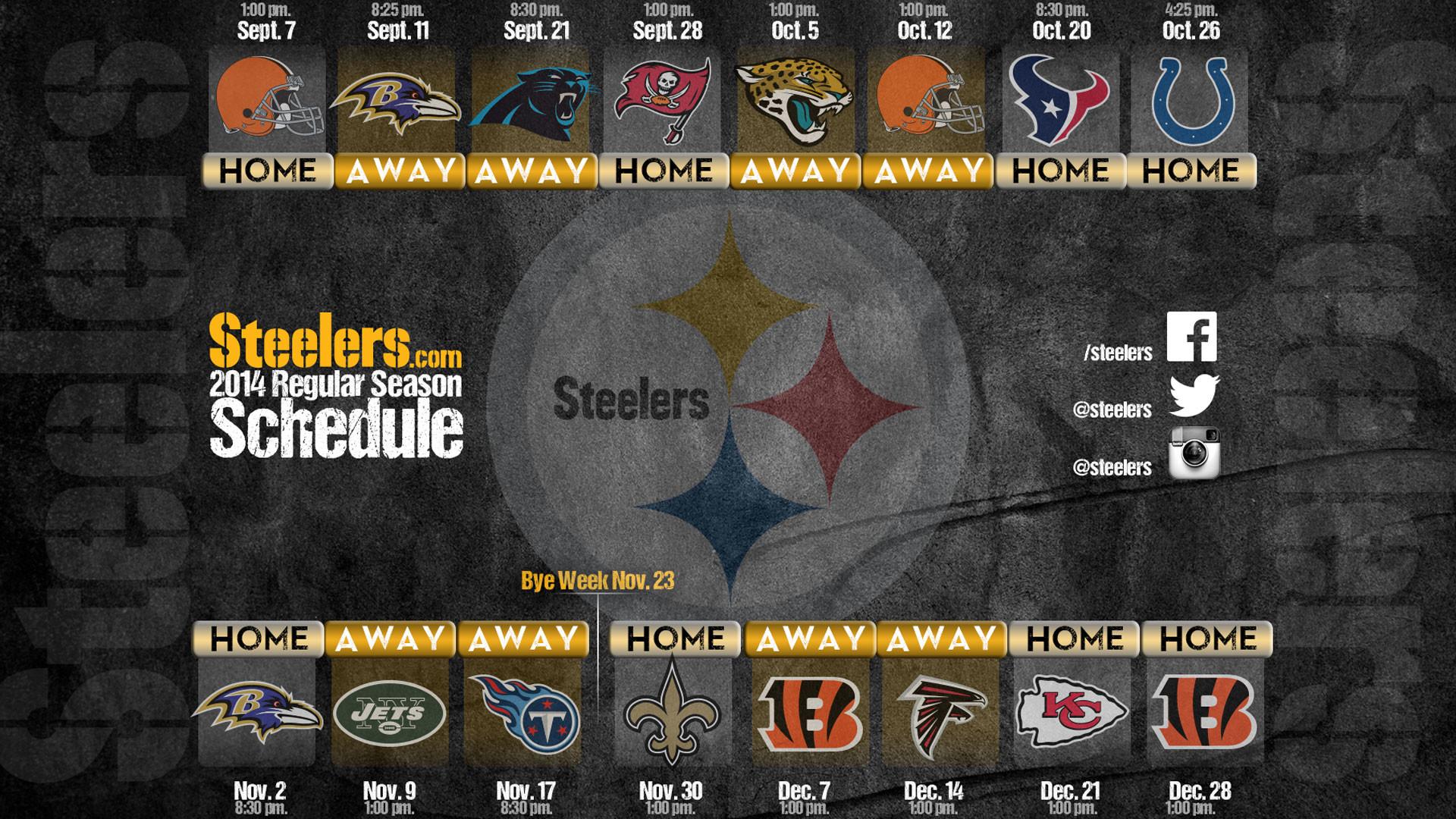 Pittsburgh Steelers Desktop Wallpapers – Wallpaper Cave