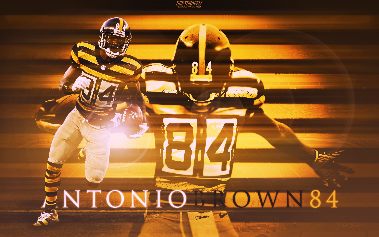 Antonio Brown Wallpaper