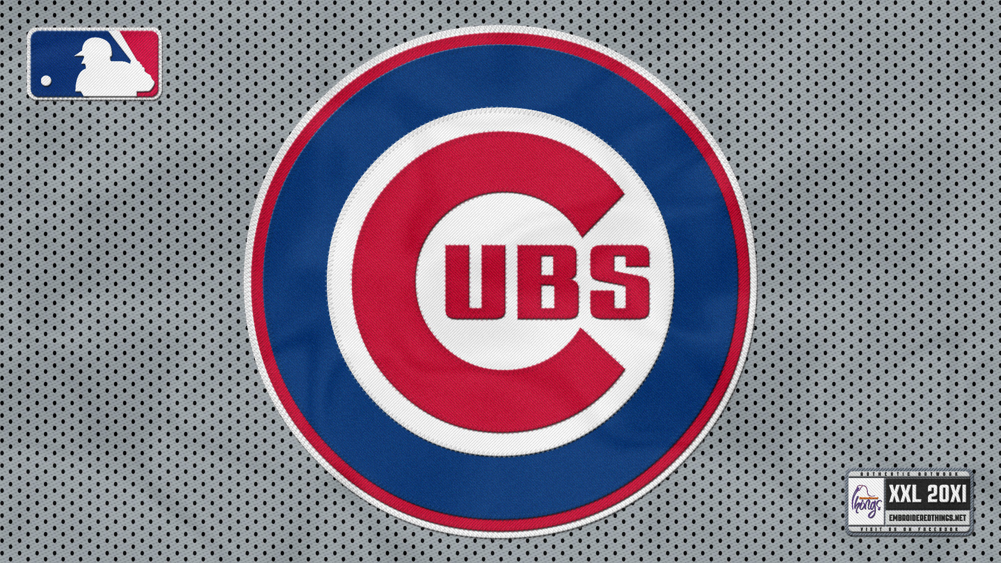 Chicago Cubs Windows 10 Theme – themepack.me
