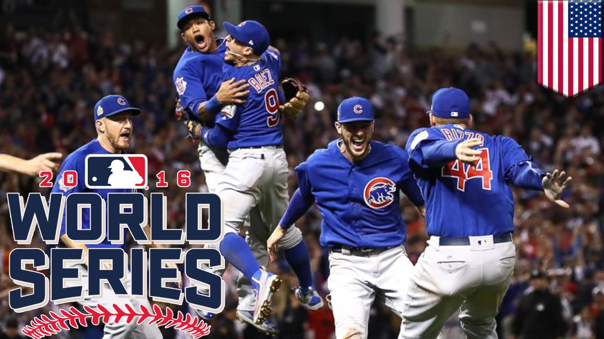 NBA Players React To Chicago Cubs' World Series Championship .