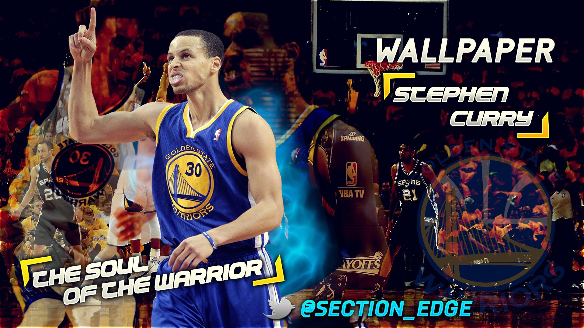 Wallpaper, Of, Stephen, Curry