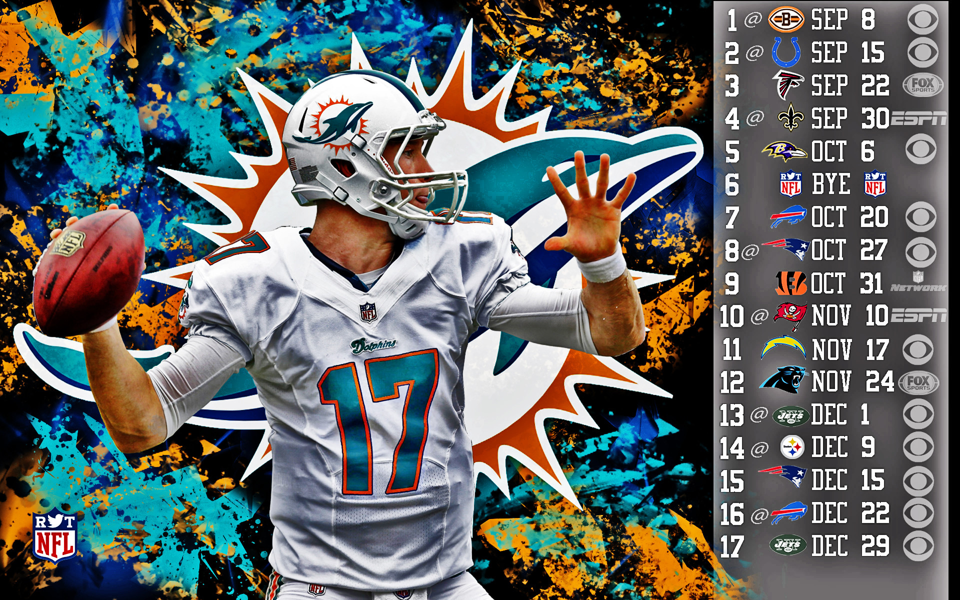 MIAMI DOLPHINS SCHEDULE 2013 images and photo galleries – fameimages .