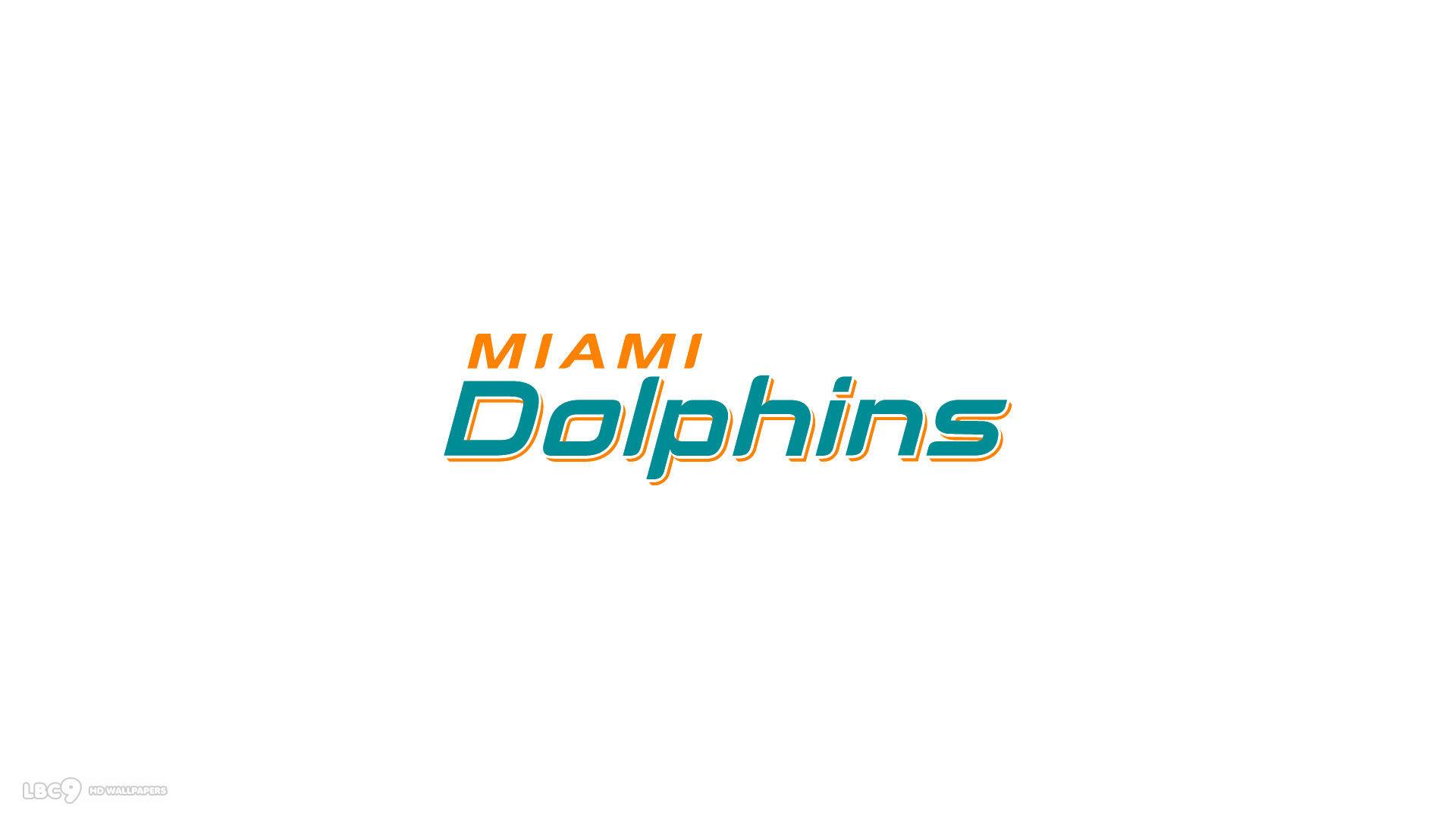 <b>Miami Dolphins</b> Logo, retro, HD <