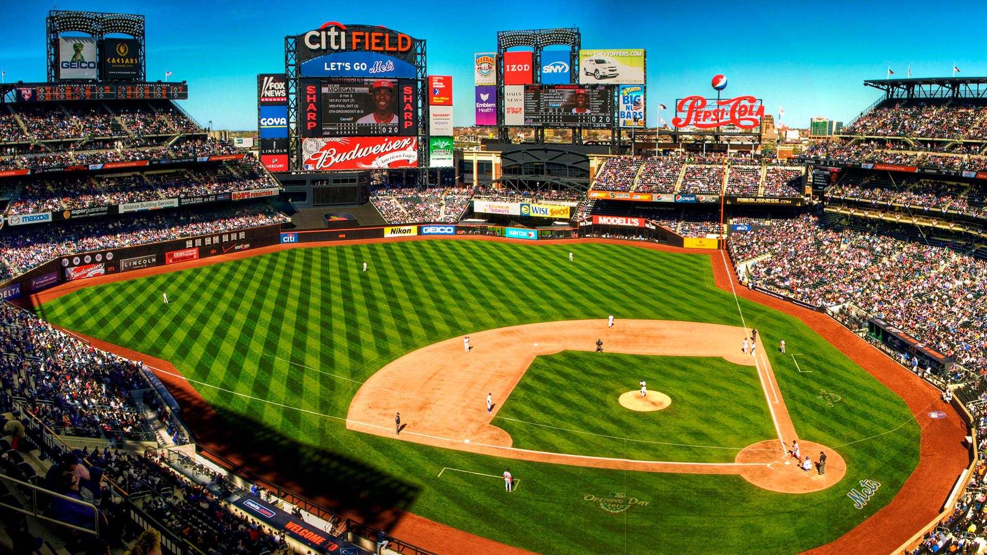New York Mets Browser Themes & Desktop Wallpapers