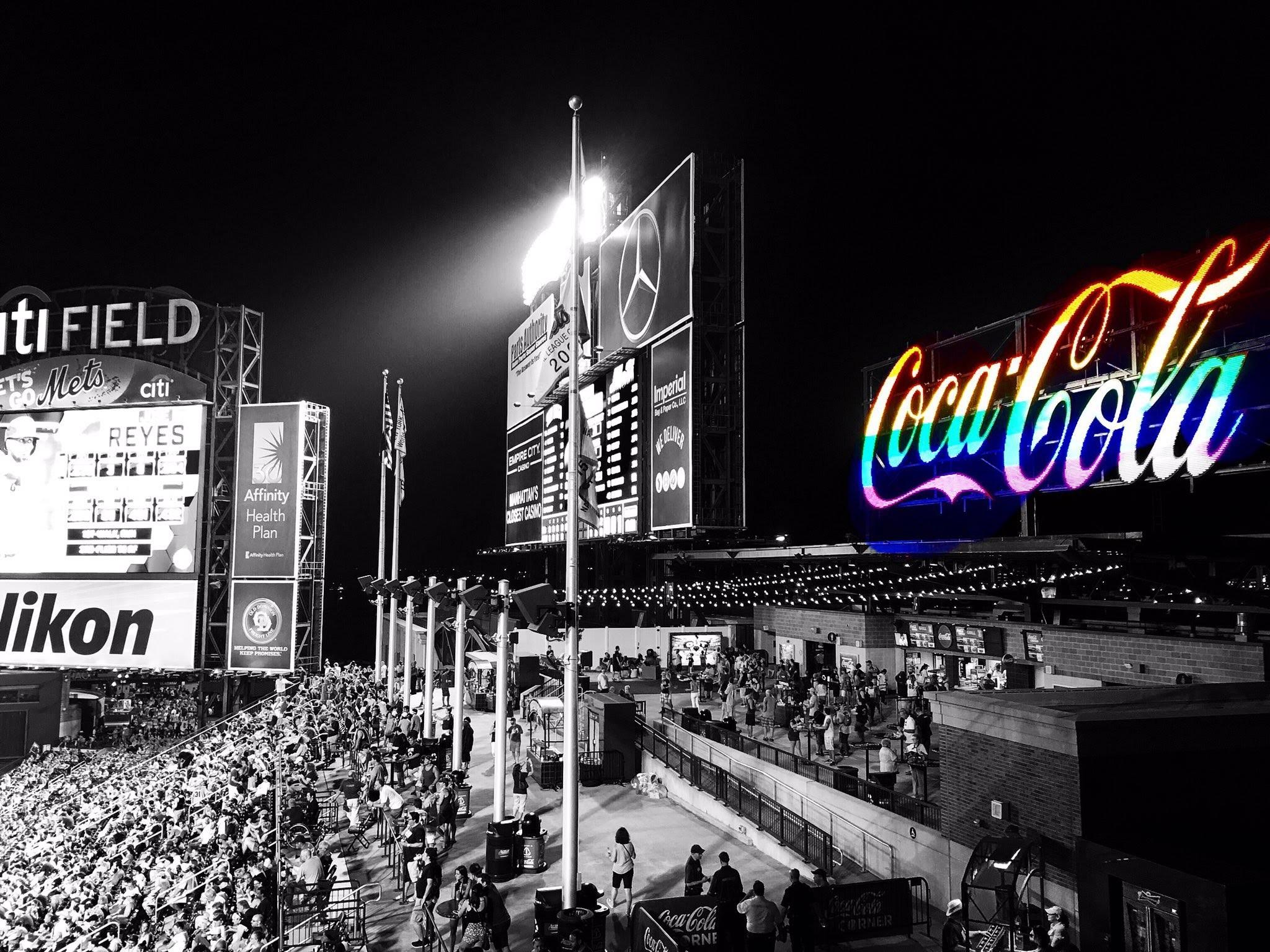 New York Mets Pride Game 2016