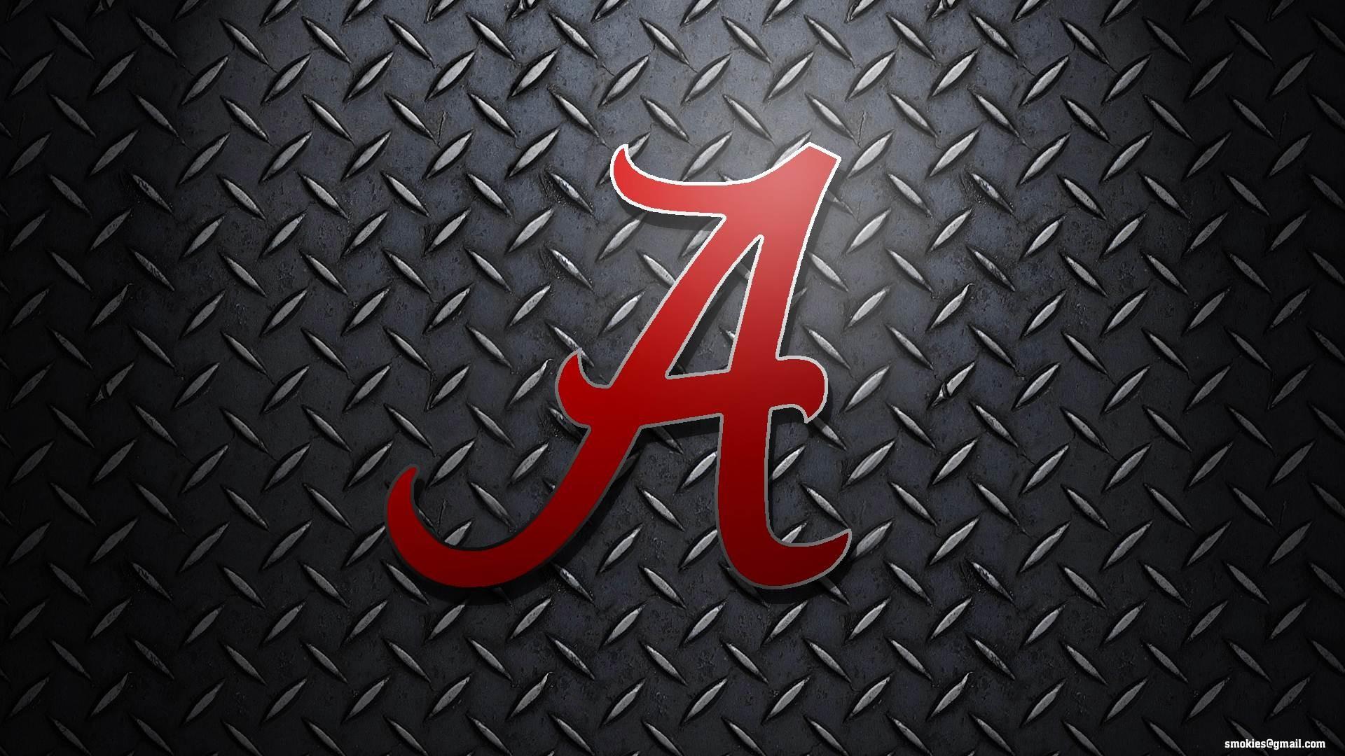 Alabama Crimson Tide Logo Wallpapers – Wallpaper Cave