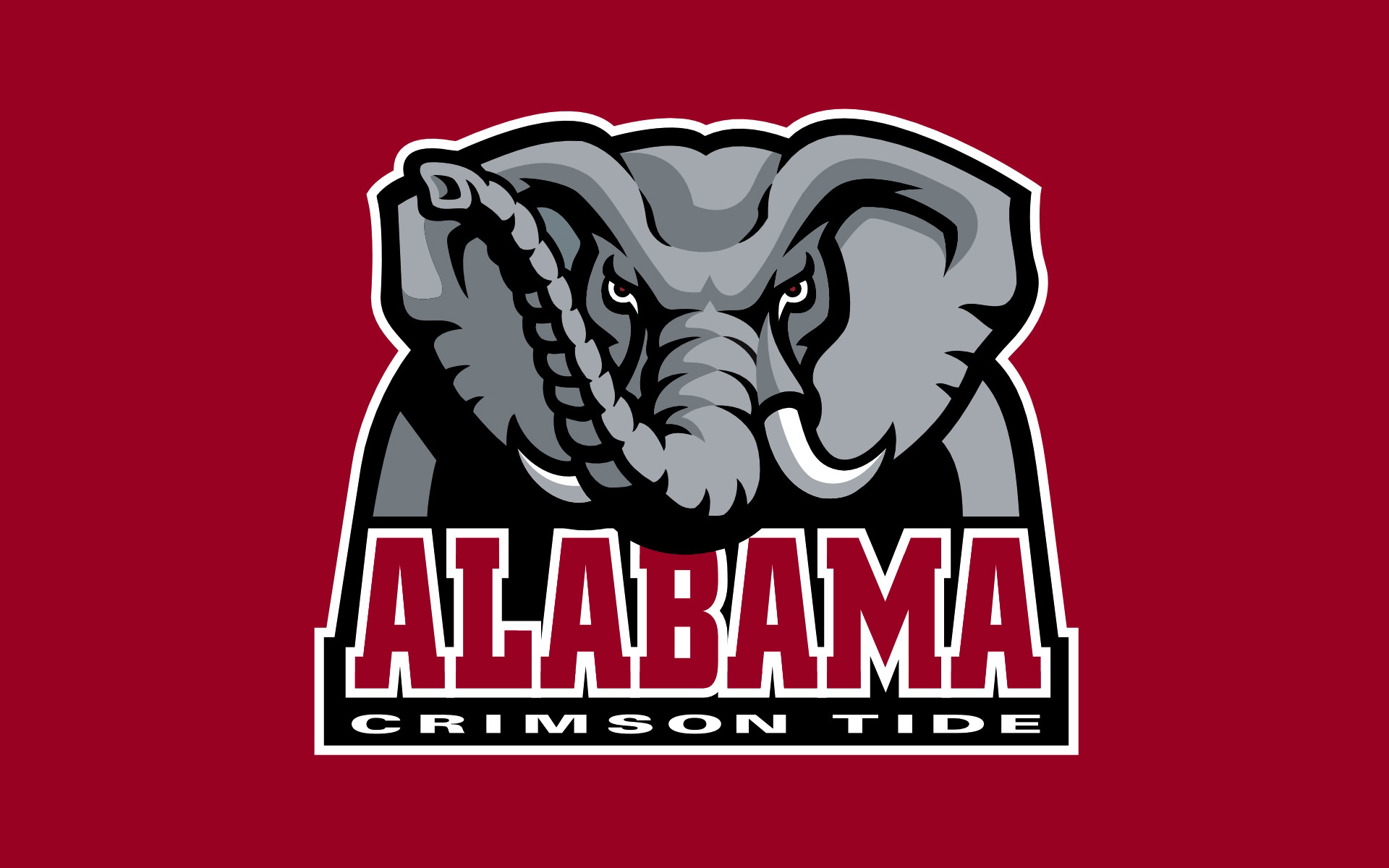 Wallpaper alabama crimson tide football, soccer, alabama, logo