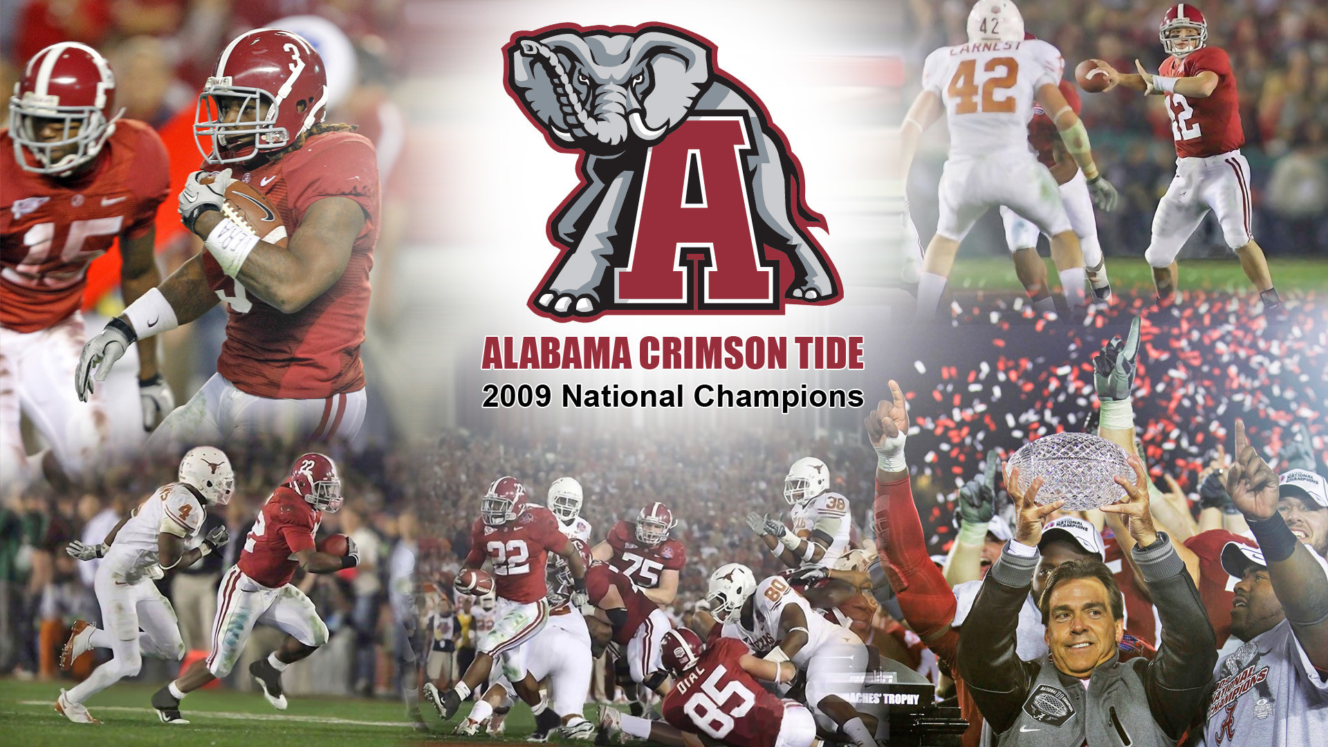 Alabama National Champions Background