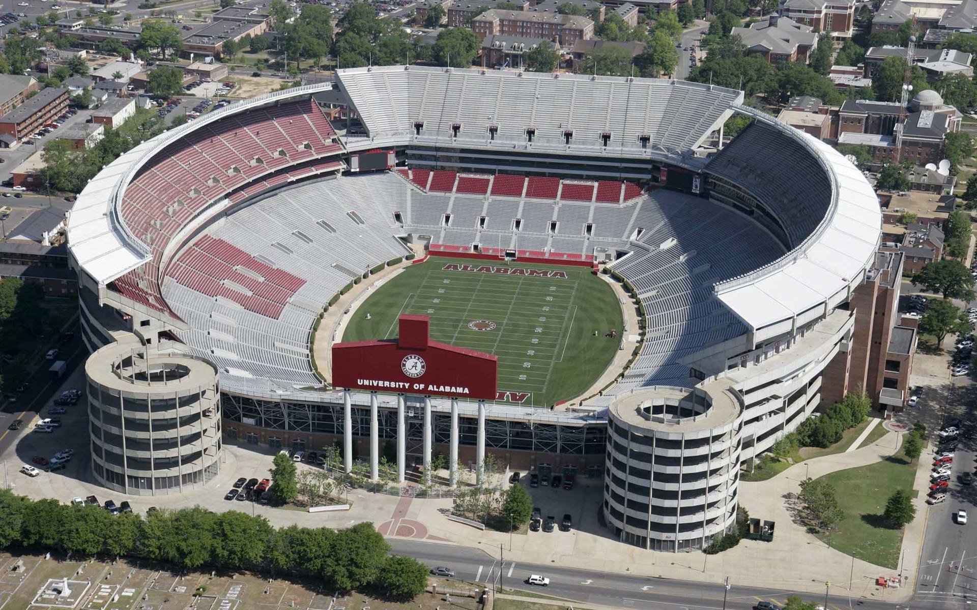 List of Alabama Crimson Tide home football stadiums – Wikipedia