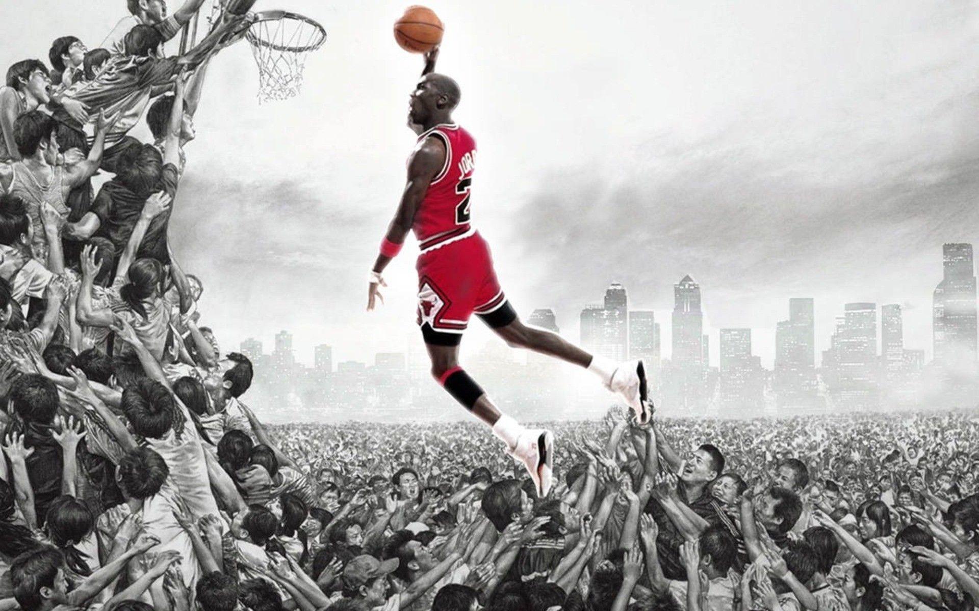 Air Jordan Logo Wallpapers