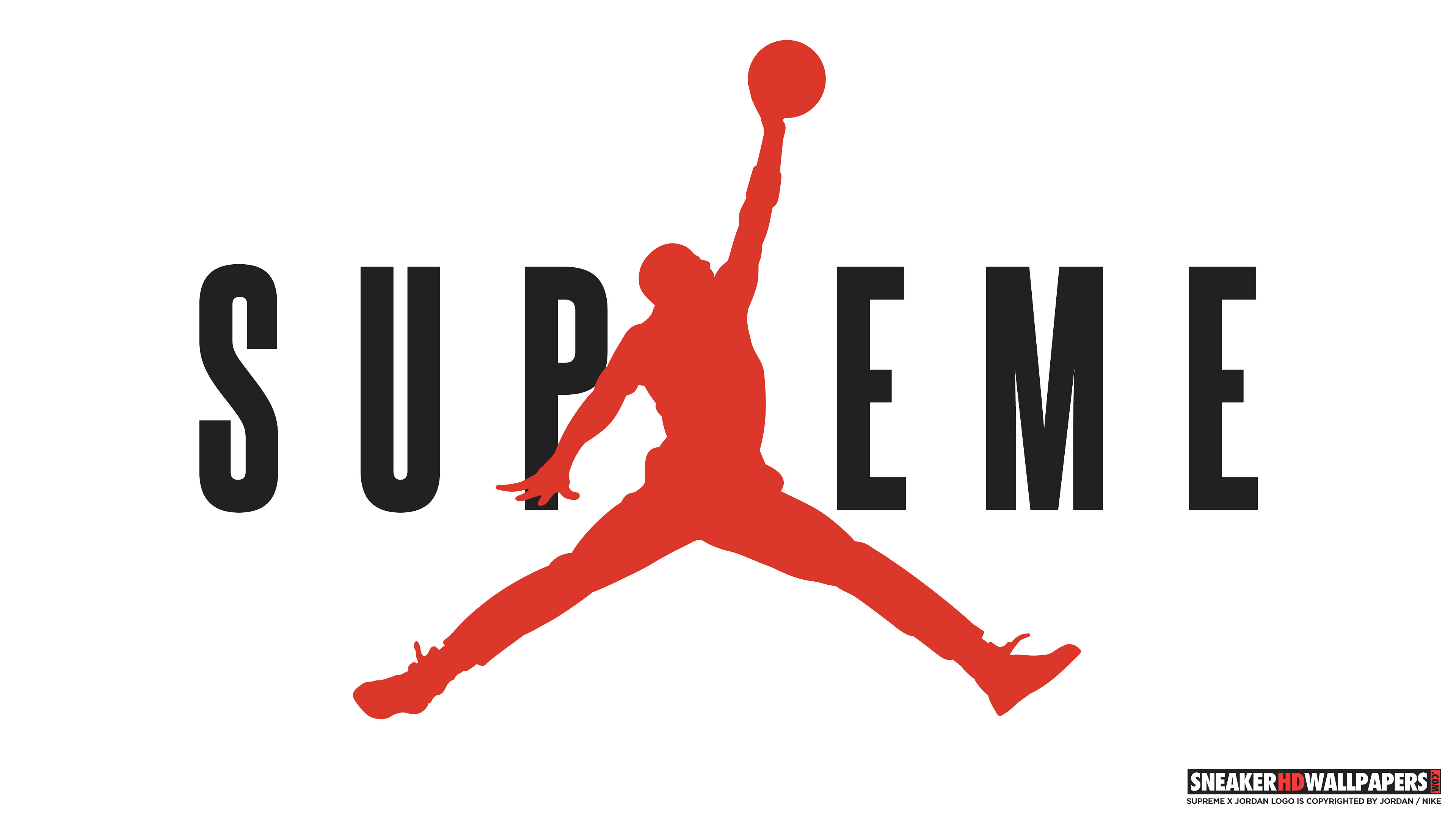 Download links: Supreme x Jordan 4K …