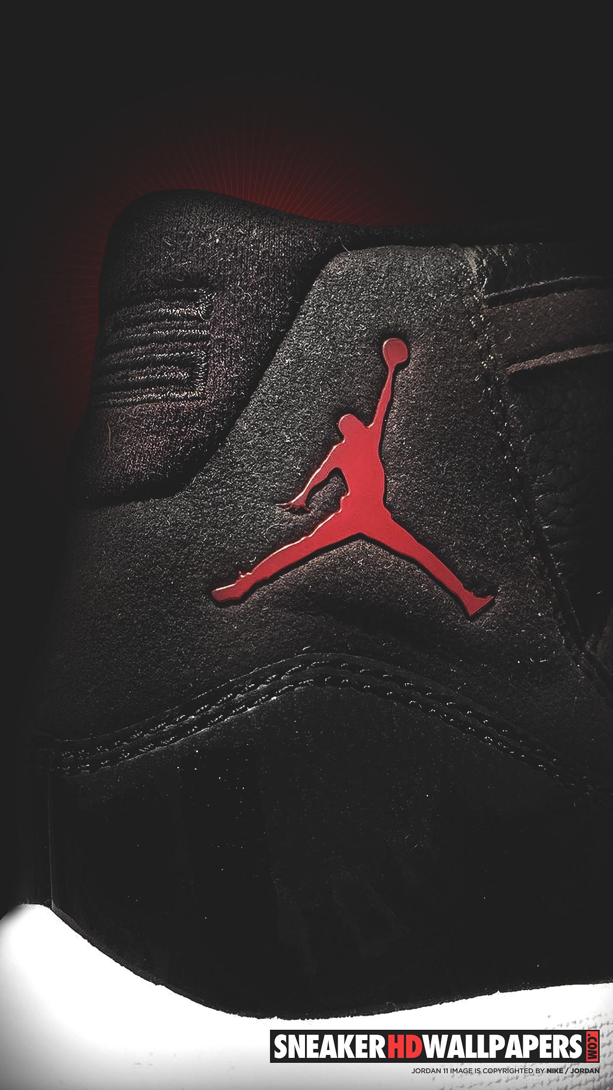 Download link: Jordan 11 72-10 wallpaper