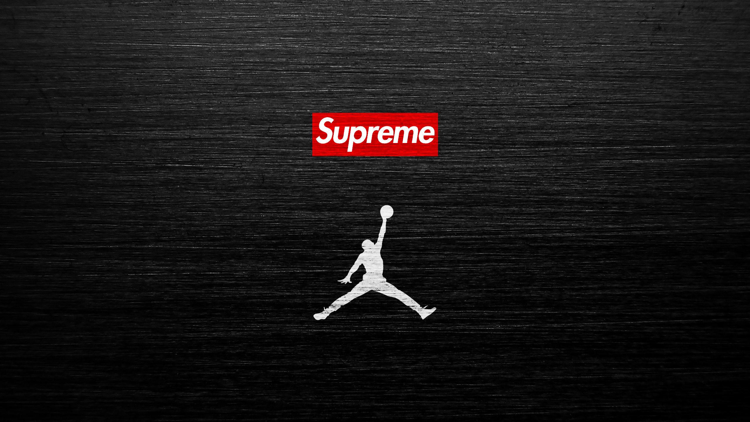 64 Air Jordan Logo Wallpaper Hd