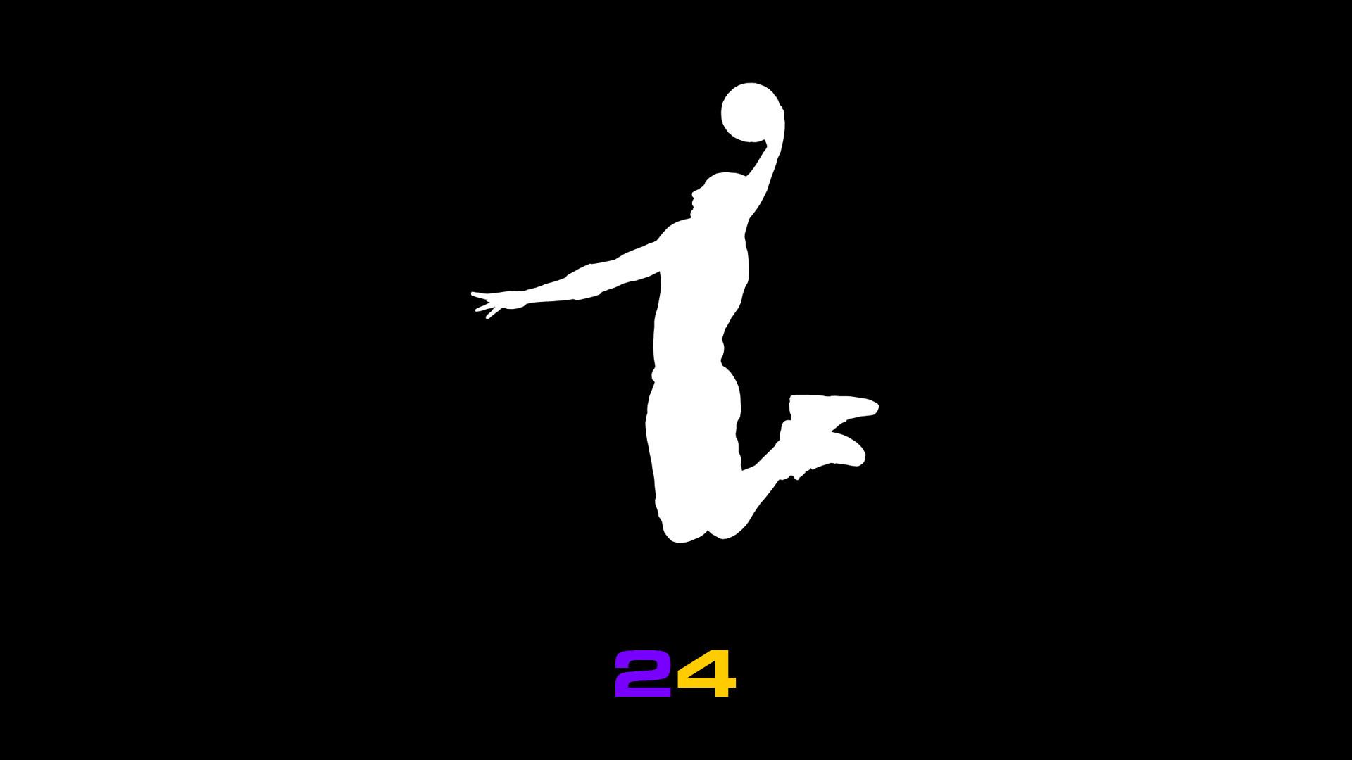 As requested, Mambafied Jordan Logo #2. Air Mamba.
