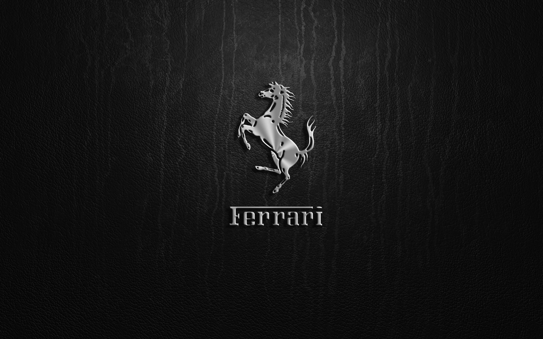 Ferrari Logo Wallpaper HD